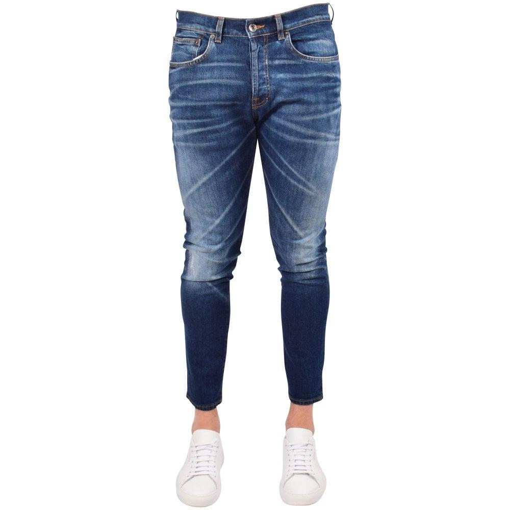 62e2981f PRPS Spider Wash Windsor Jeans in Blue for Men - Lyst