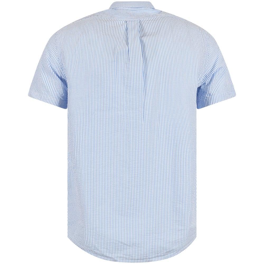 c30cb450e2f0 Polo Ralph Lauren Ralph Lauren Blue/white Stripe Short Sleeve Shirt ...