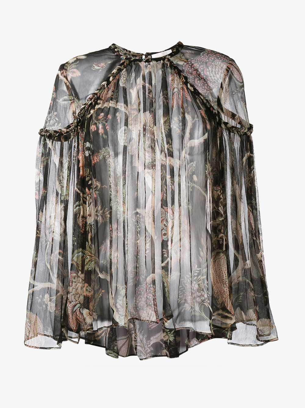 Zimmermann Floral Blouse 55