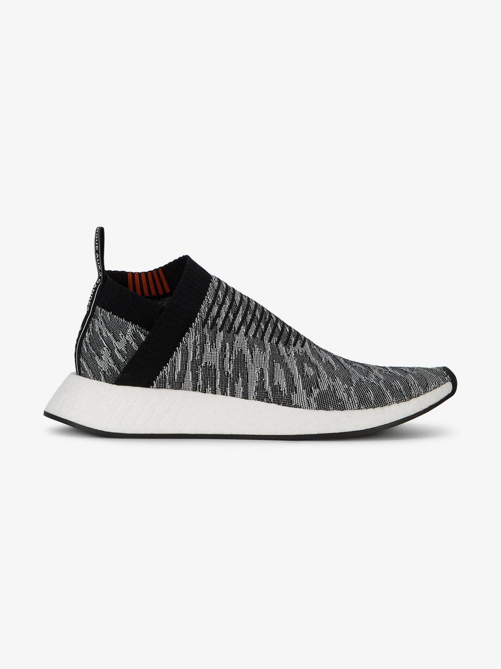 adidas Originals Leopard NMD CS2 Primeknit sneakers 87v1TI