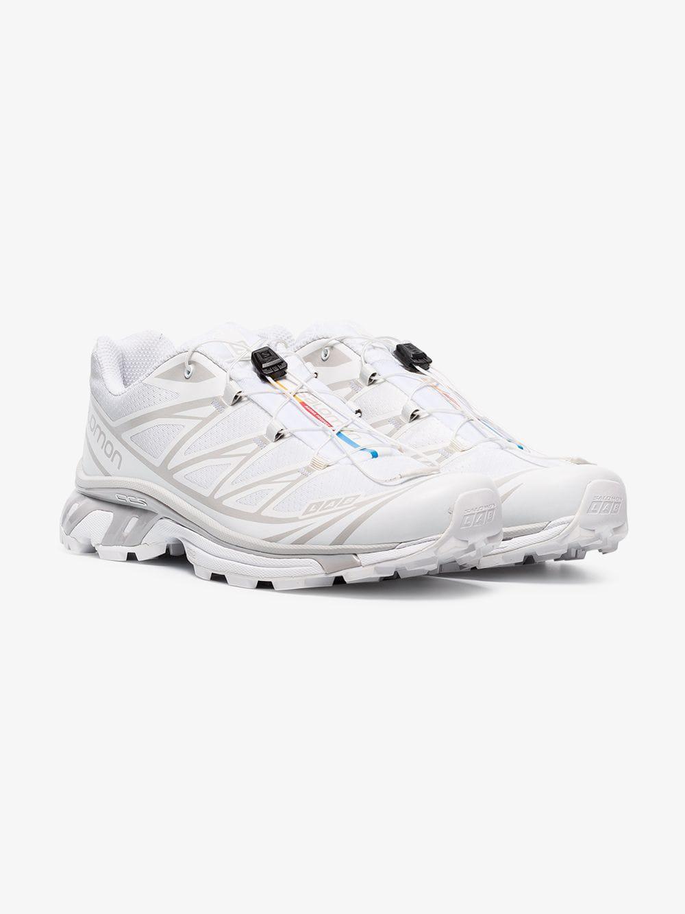 quality design 99d30 d9194 switzerland salomon s lab white xt 6 adv sneakers for men lyst. view  fullscreen 87b8b