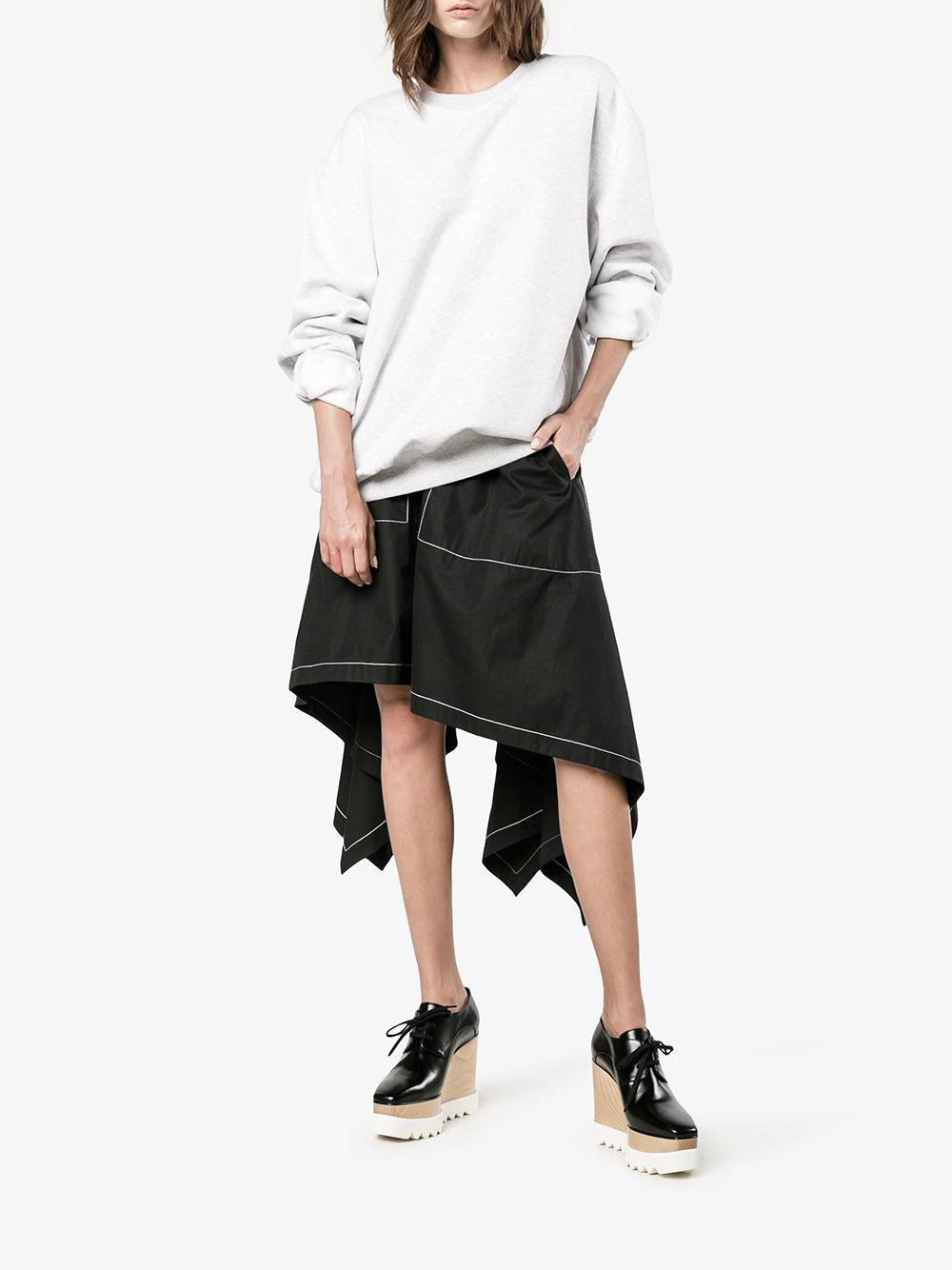 f356f96c77e Stella McCartney Elyse Platform Shoes in Black - Lyst