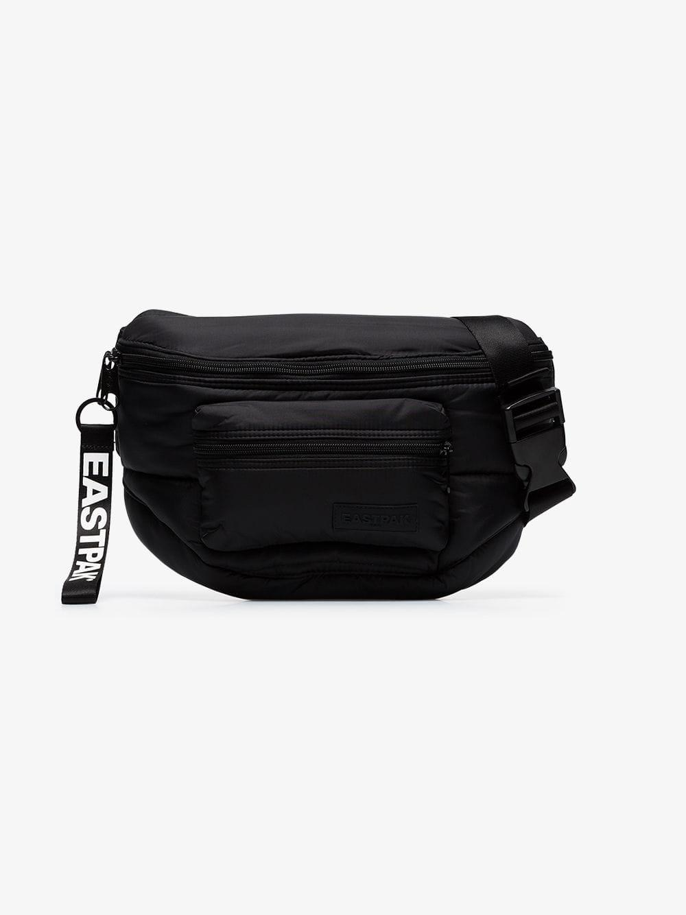 1ff4b3651d Eastpak - Black Doggy Cross Body Bag for Men - Lyst. View fullscreen