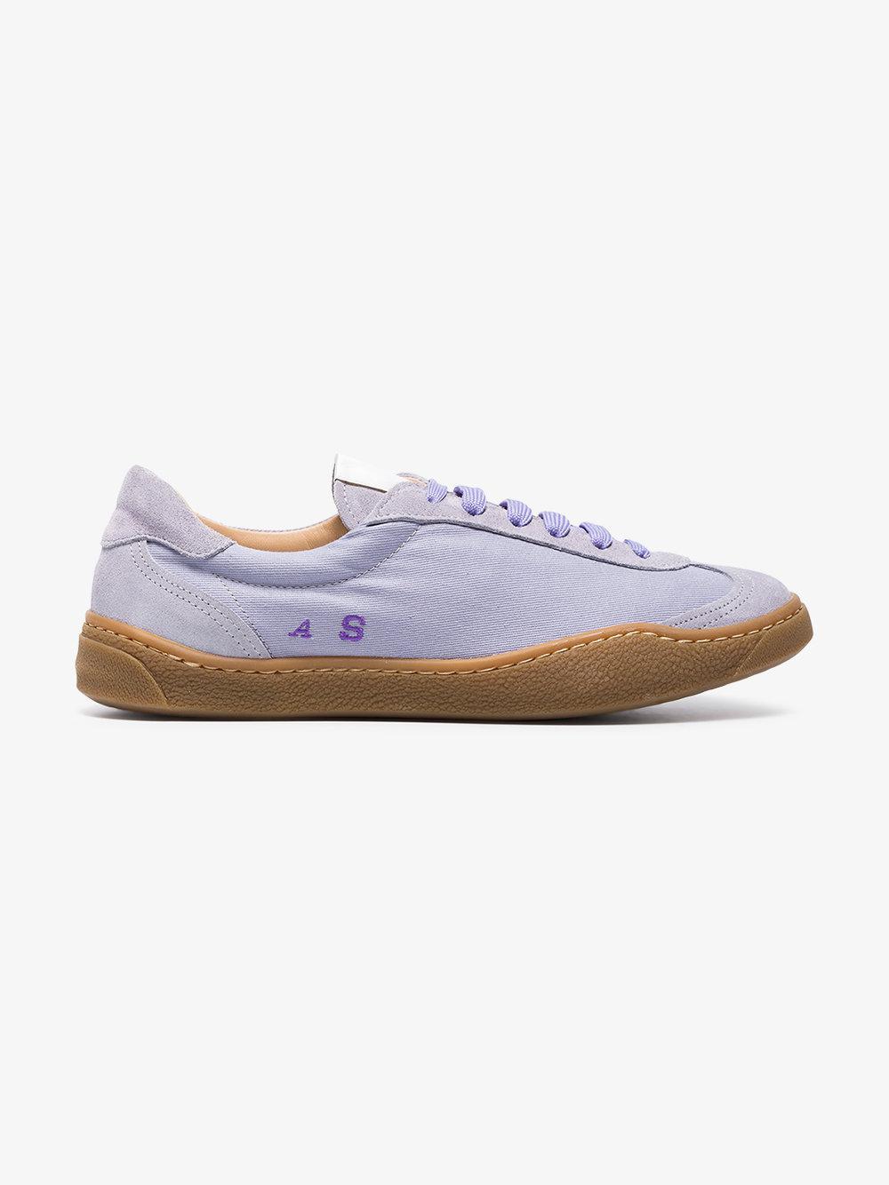 Acne Lhara Low-Top Sneakers Vd1L4JrS