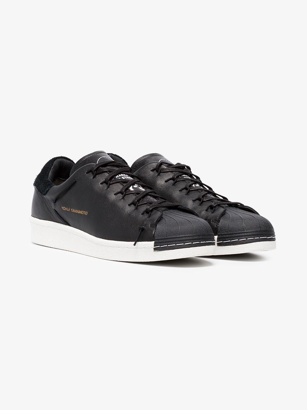 4e7b7ba11 Y-3 Superknot Sneakers in Black for Men - Lyst