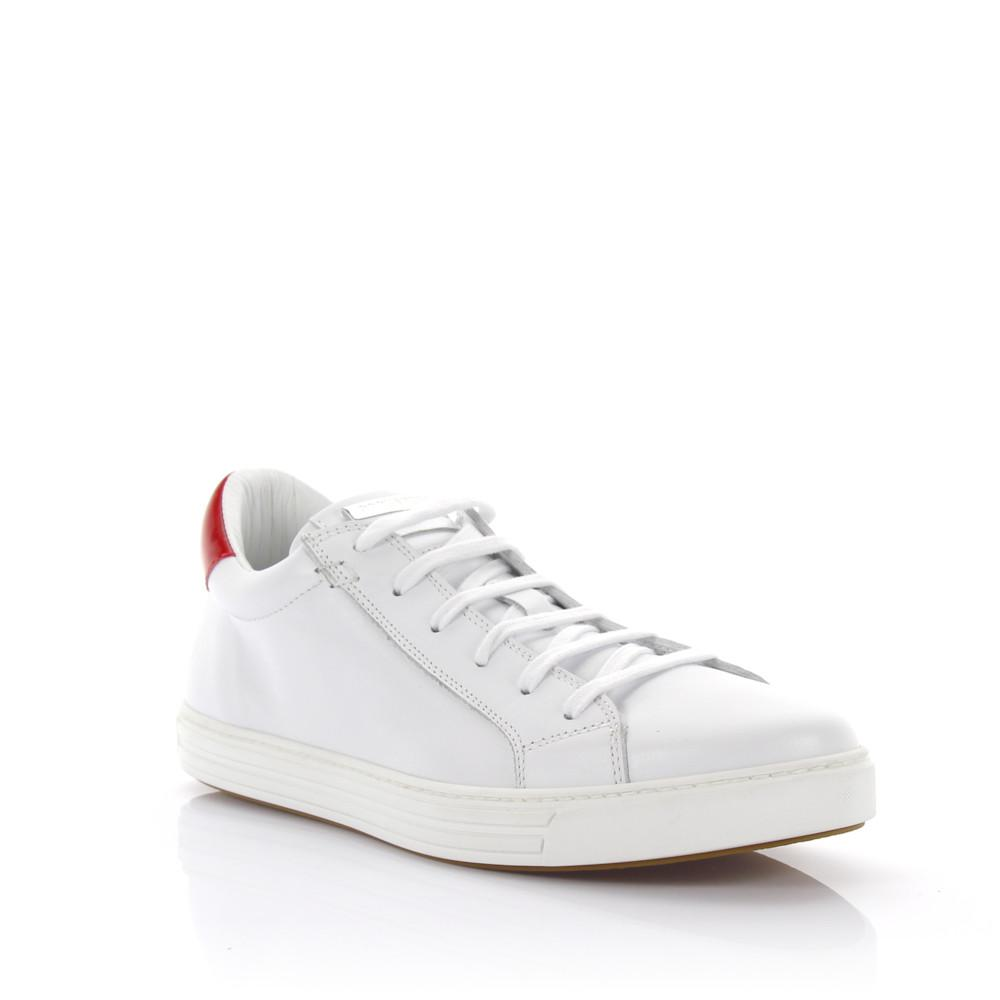 Dsquared2 Sneaker Vitello Sport leather wei? 709dhL8v