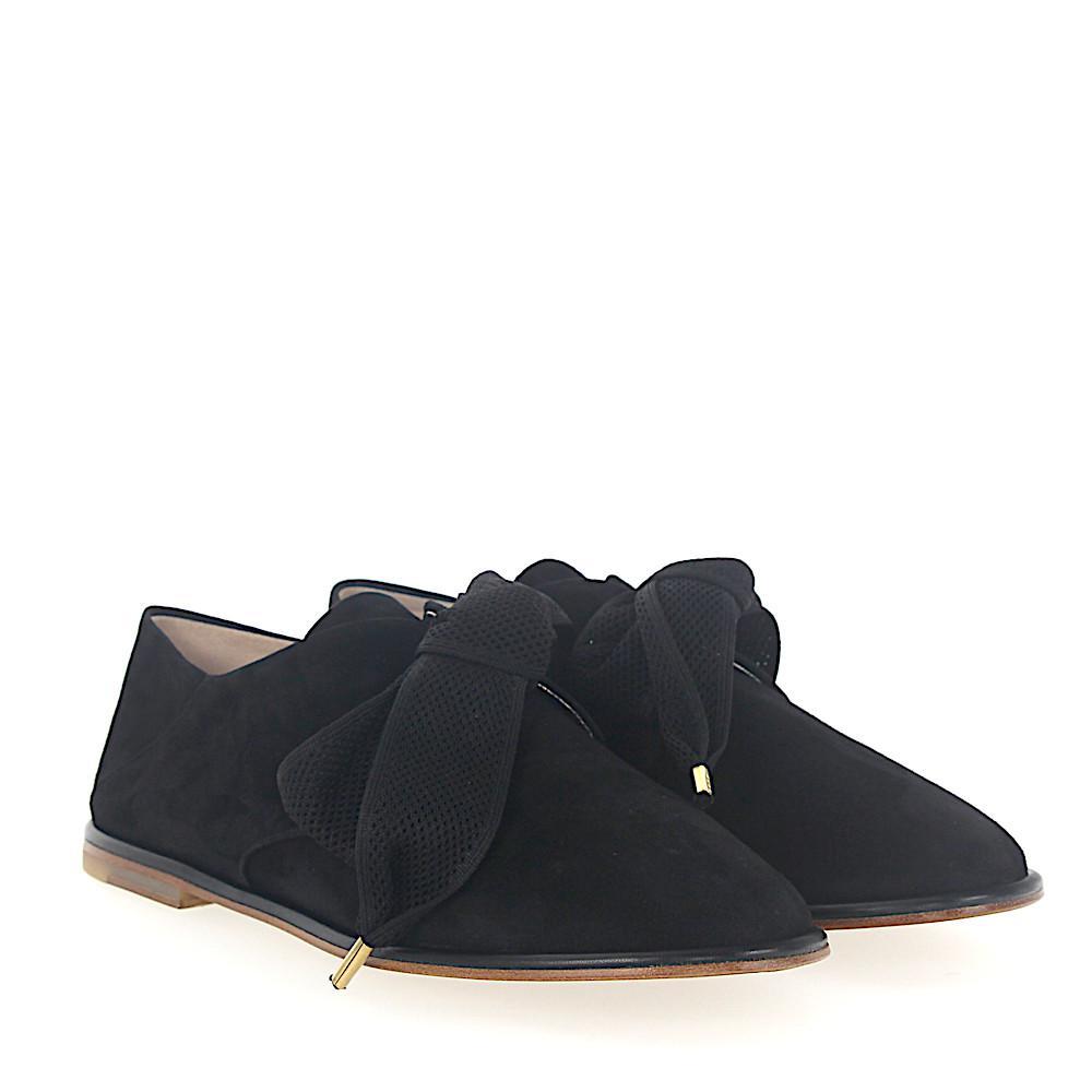 AGL ATTILIO GIUSTI LEOMBRUNI Lace-Up Shoes D741018 suede eSnRA2Q6