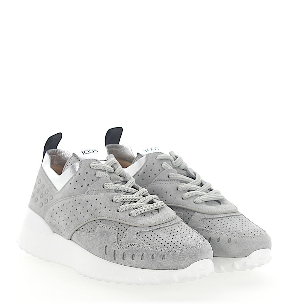 Tod's Sneakers A0W590 leather lyra-perforation yNYjZhGcl