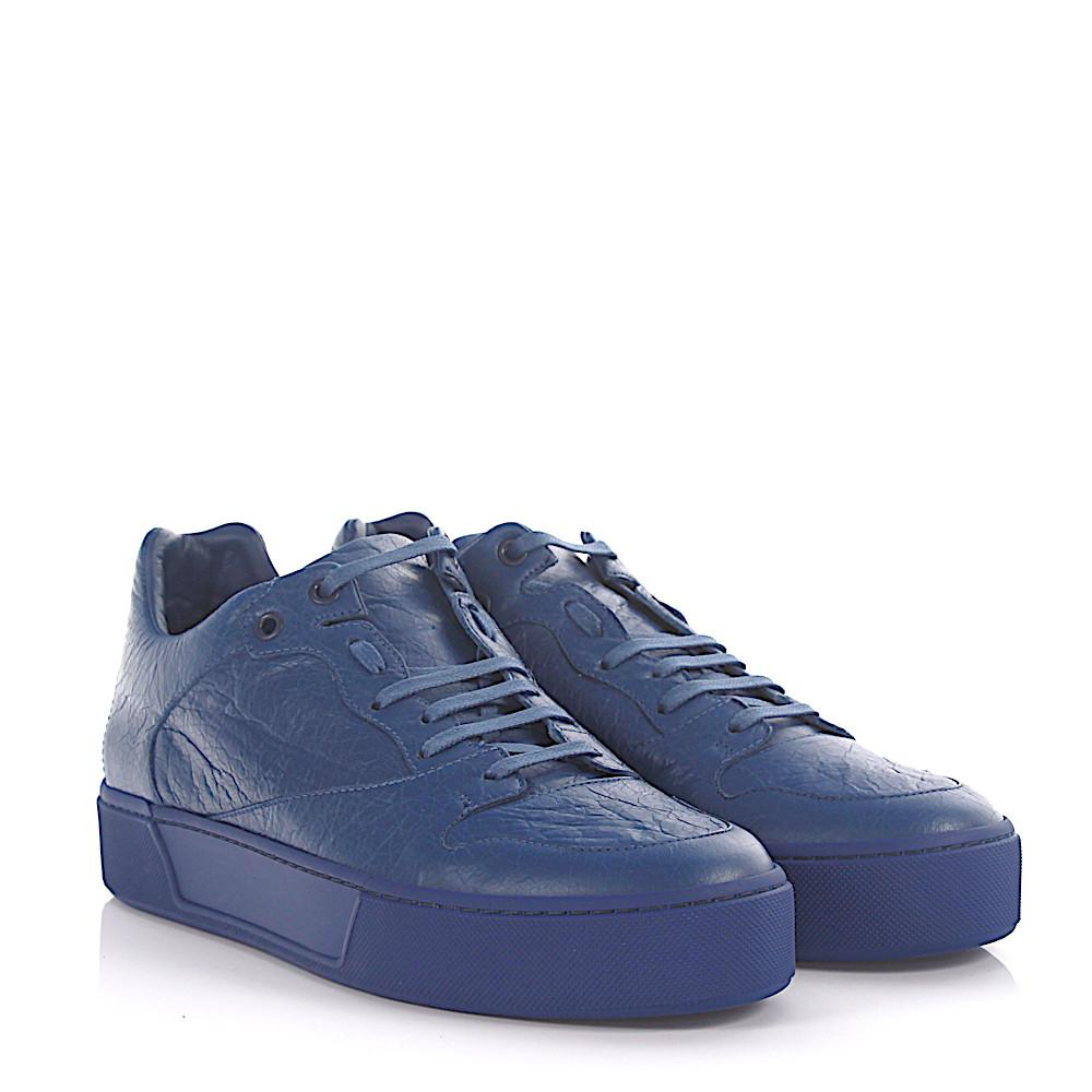 BalenciagaSneakers Arena Low leather crinkled xZ7bWL7Om
