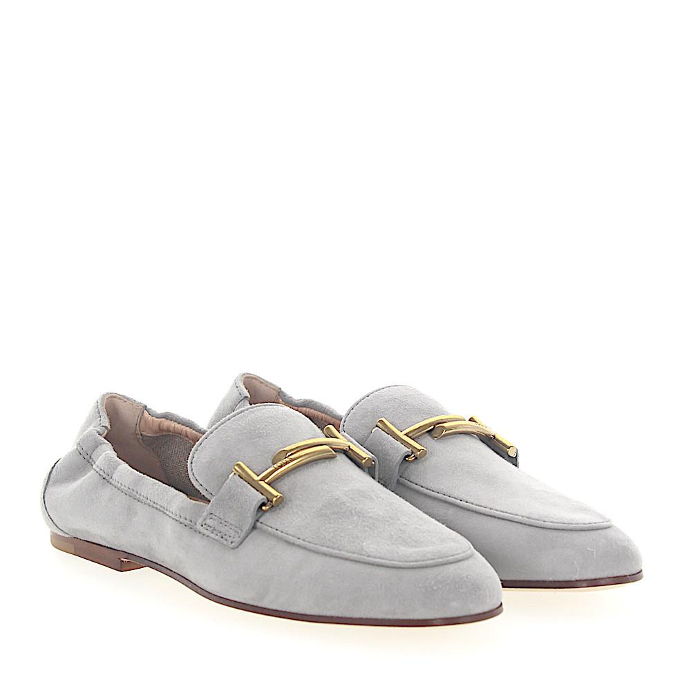 Tod's Ballerinas A0X010 suede light 0INjGg
