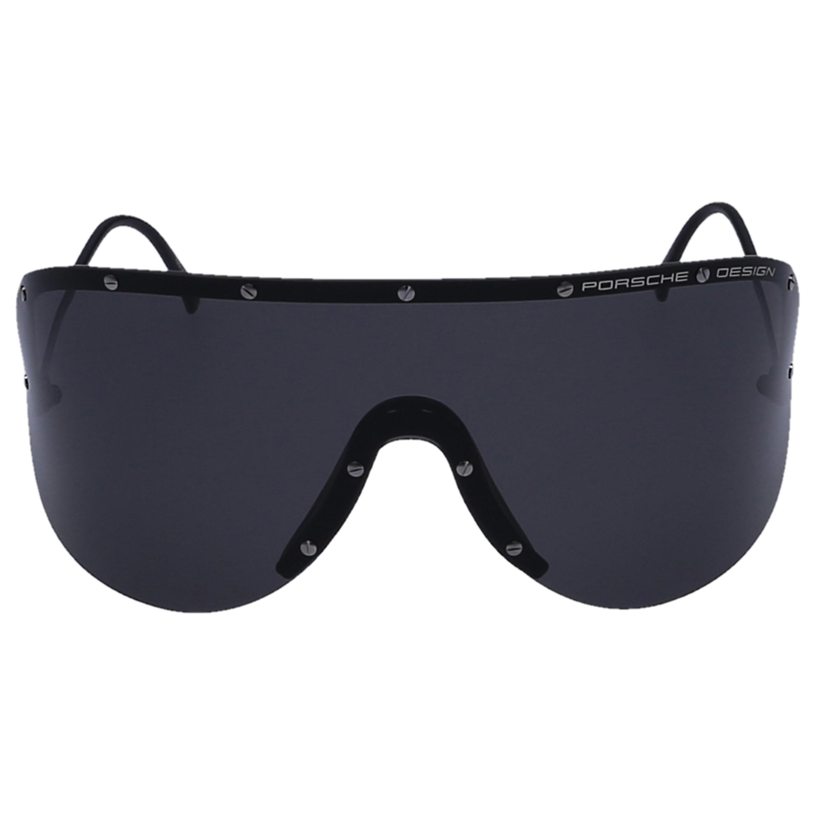 988e76b237a Lyst - Porsche Design Men Sunglasses Shield 8479 Metal Black in ...