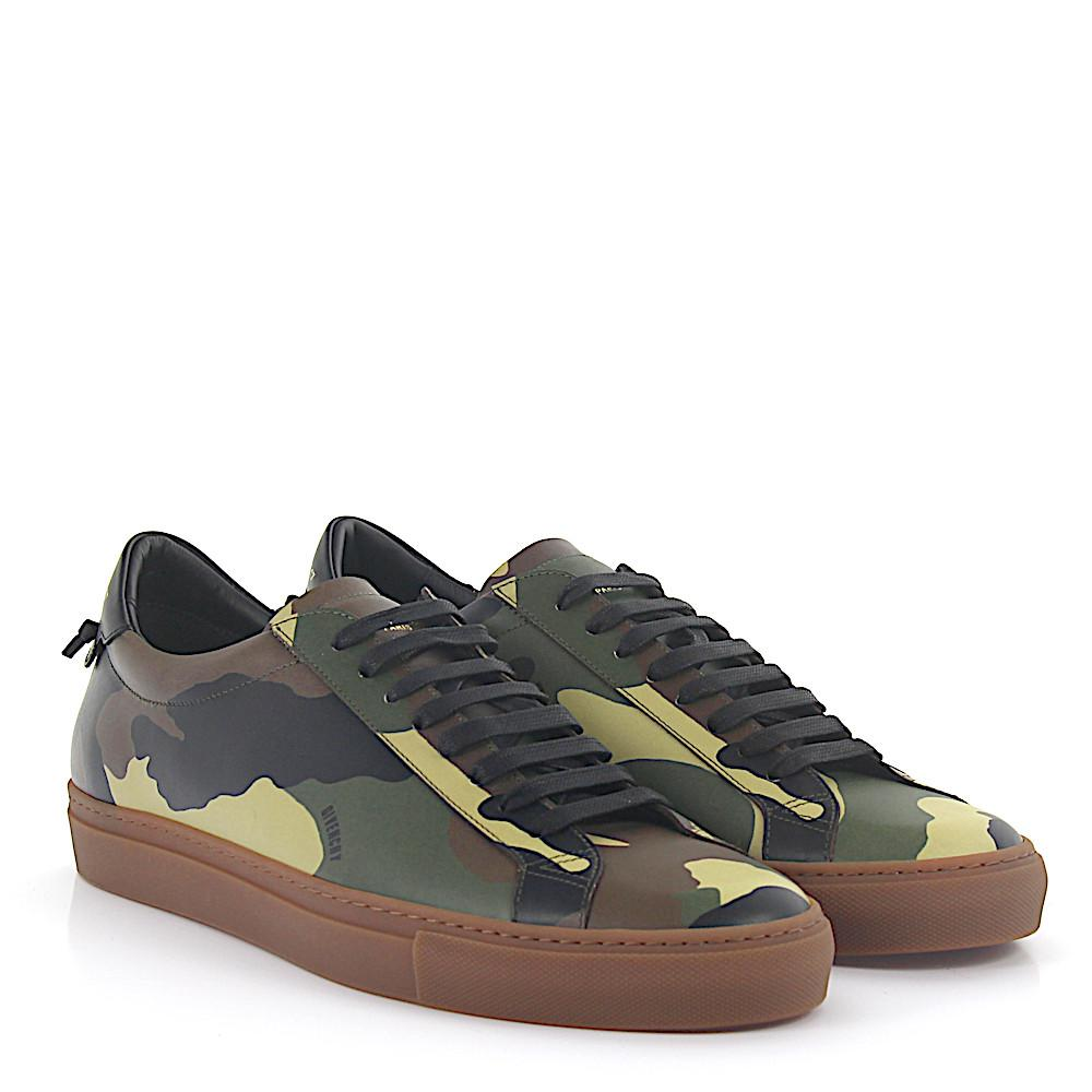 Sneakers Low leather multicolour Givenchy arD06C
