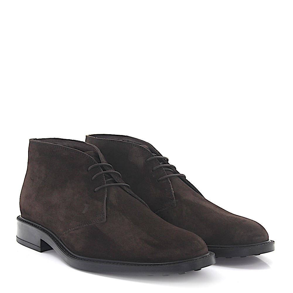 Tod's Boots A00D80 suede Sf5cYhMEs
