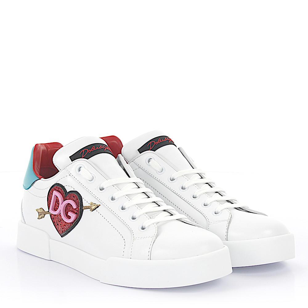 Dolce & Gabbana Sneakers PORTOFINO LIGHT nappa leather logo cZlZlOFRg