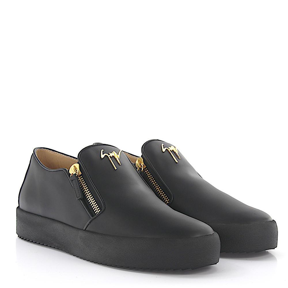 Giuseppe ZanottiSneakers Adam leather aFc3BBd3y