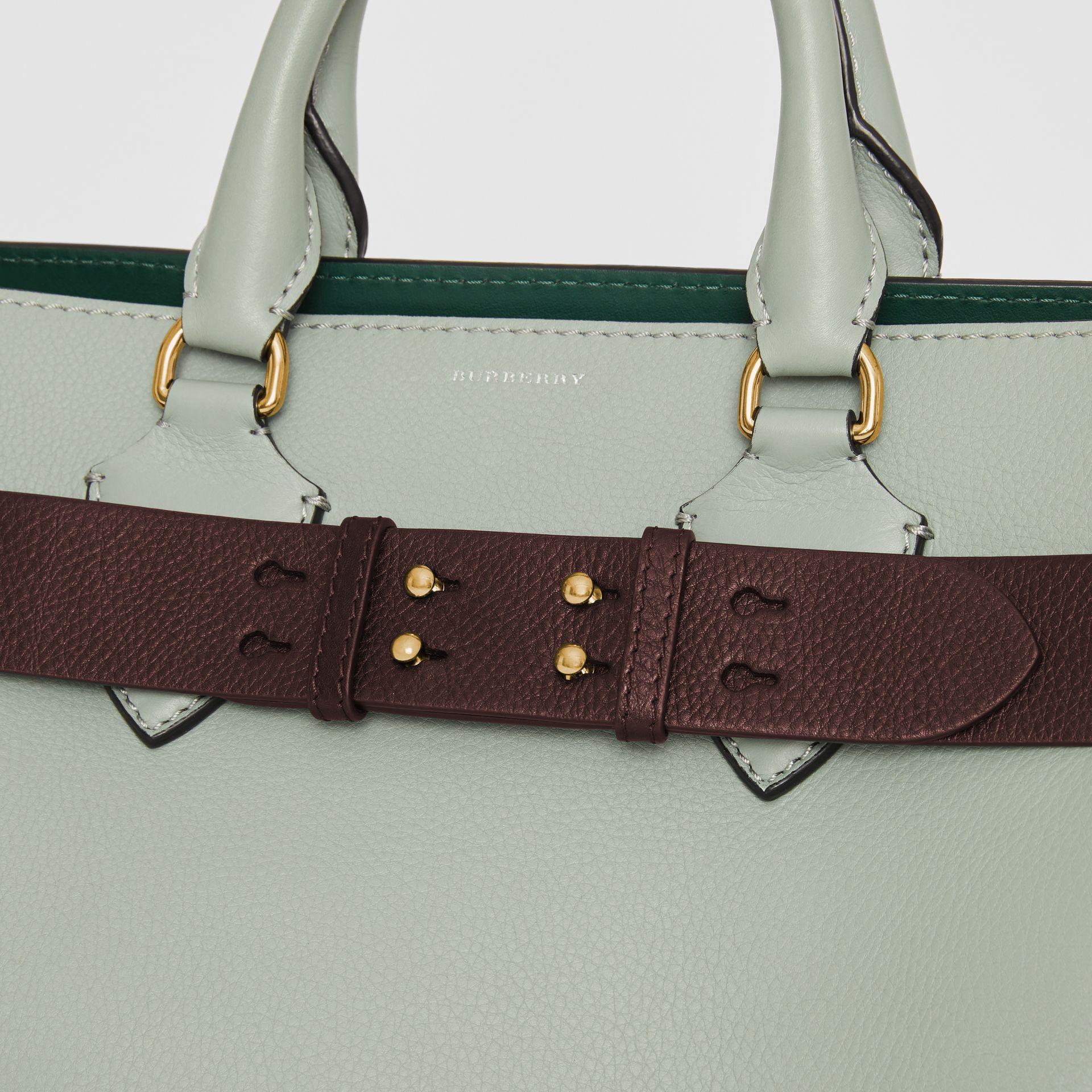 bfe50c2fa3fc Burberry - Multicolor The Medium Belt Bag Grainy Leather Belt - Lyst. View  fullscreen