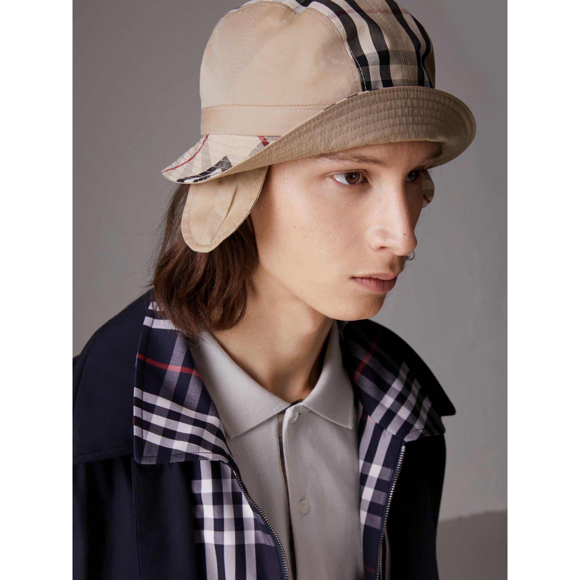 354c08e76dc74 Burberry Gosha X Bucket Hat for Men - Lyst