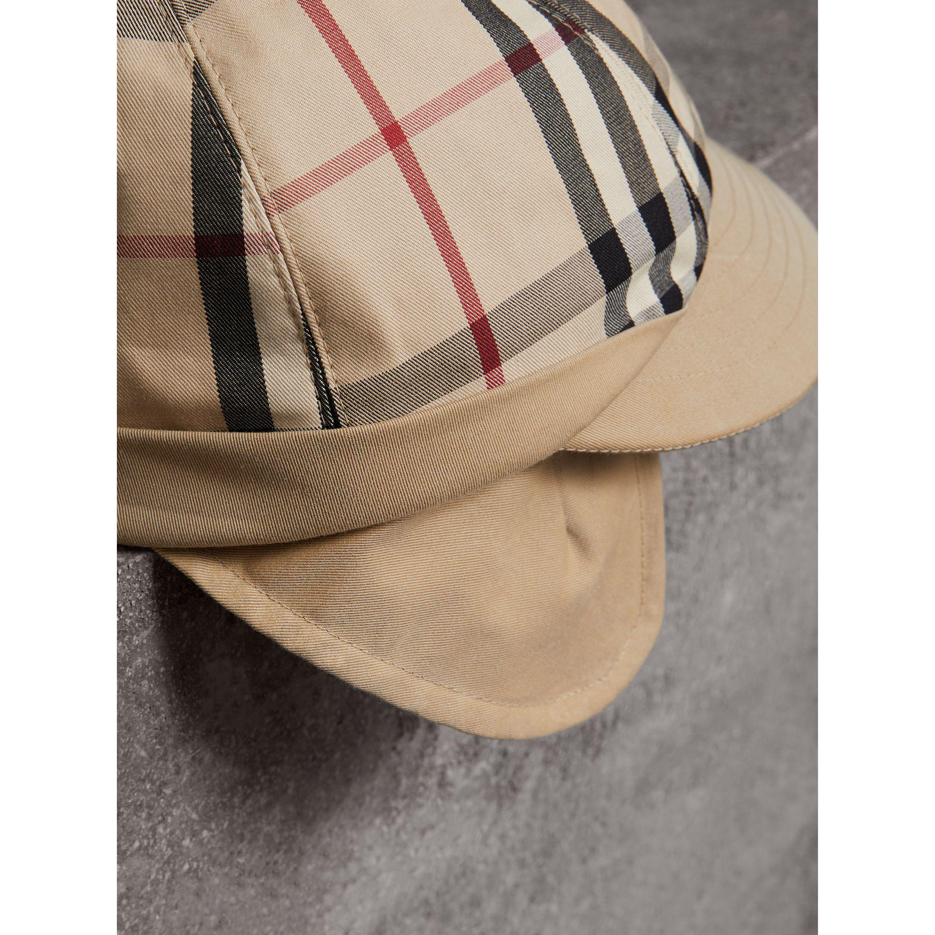 ca3e611c1da Lyst - Burberry Gosha X Baseball Cap for Men