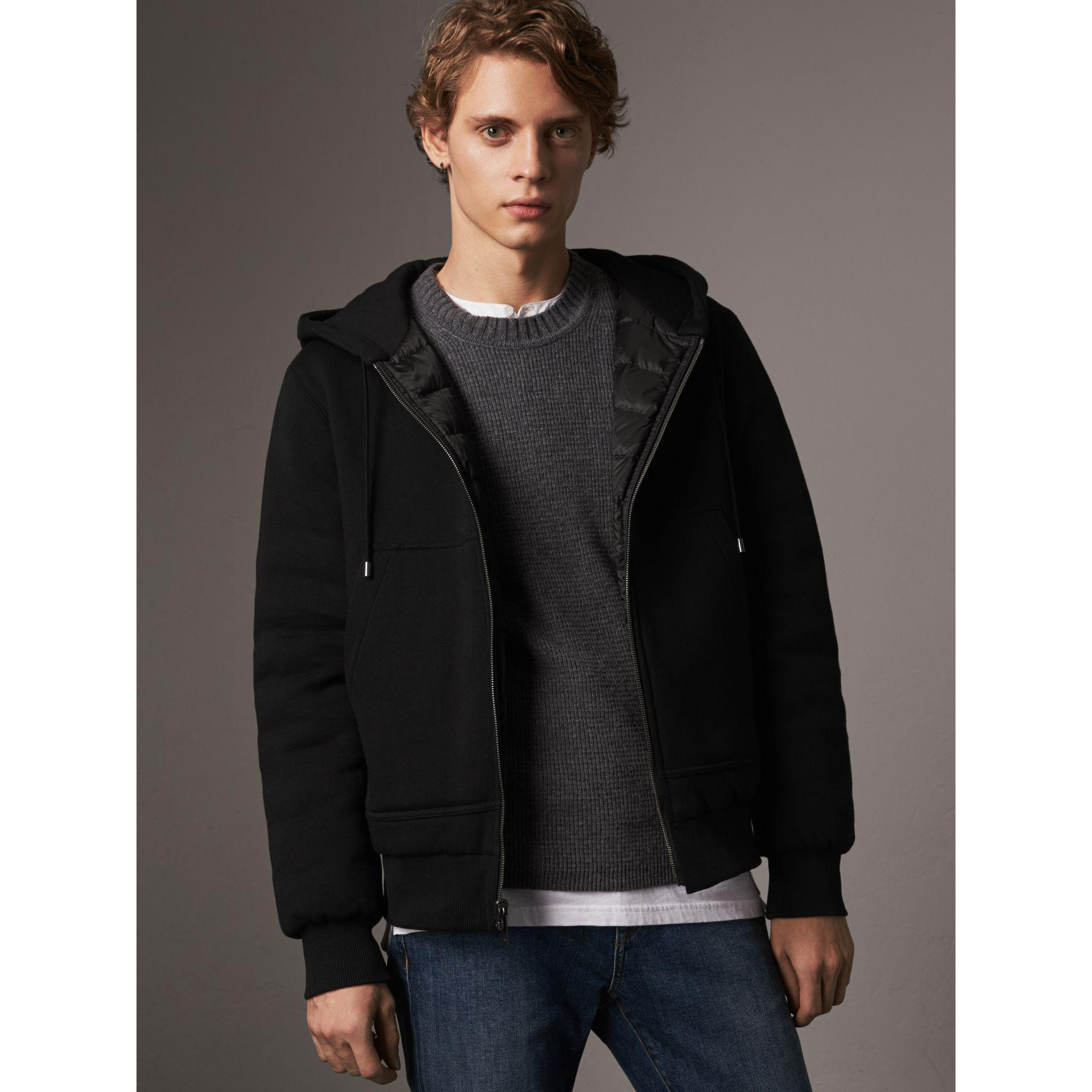 Burberry Reversible Down-filled Hooded Bomber Jacket Clearance Wide Range Of Purchase Cheap Discount Exclusive 5UbhwWcJP0