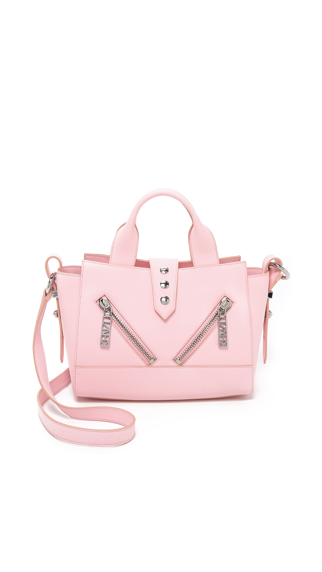 394a35e5f9f KENZO Kalifornia Mini Tote Bag in Pink - Lyst
