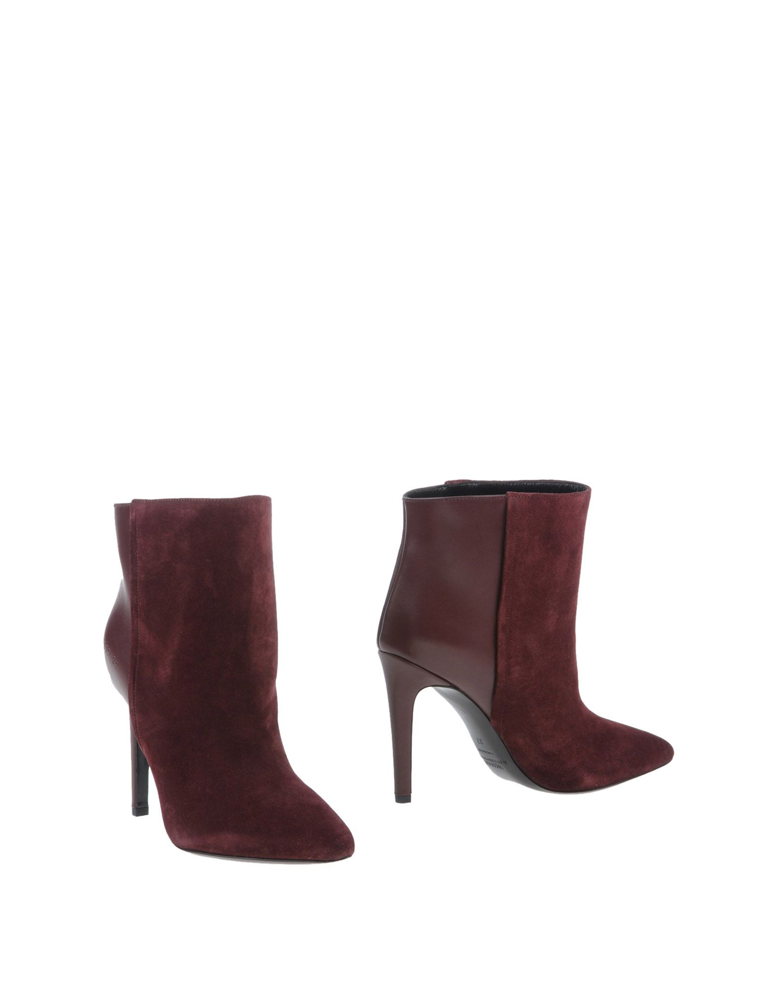 Woman by Common Projects Embossed Suede Ankle Boots cost cheap price big sale cheap price low price fee shipping cheap online cheap sale e3BexCo
