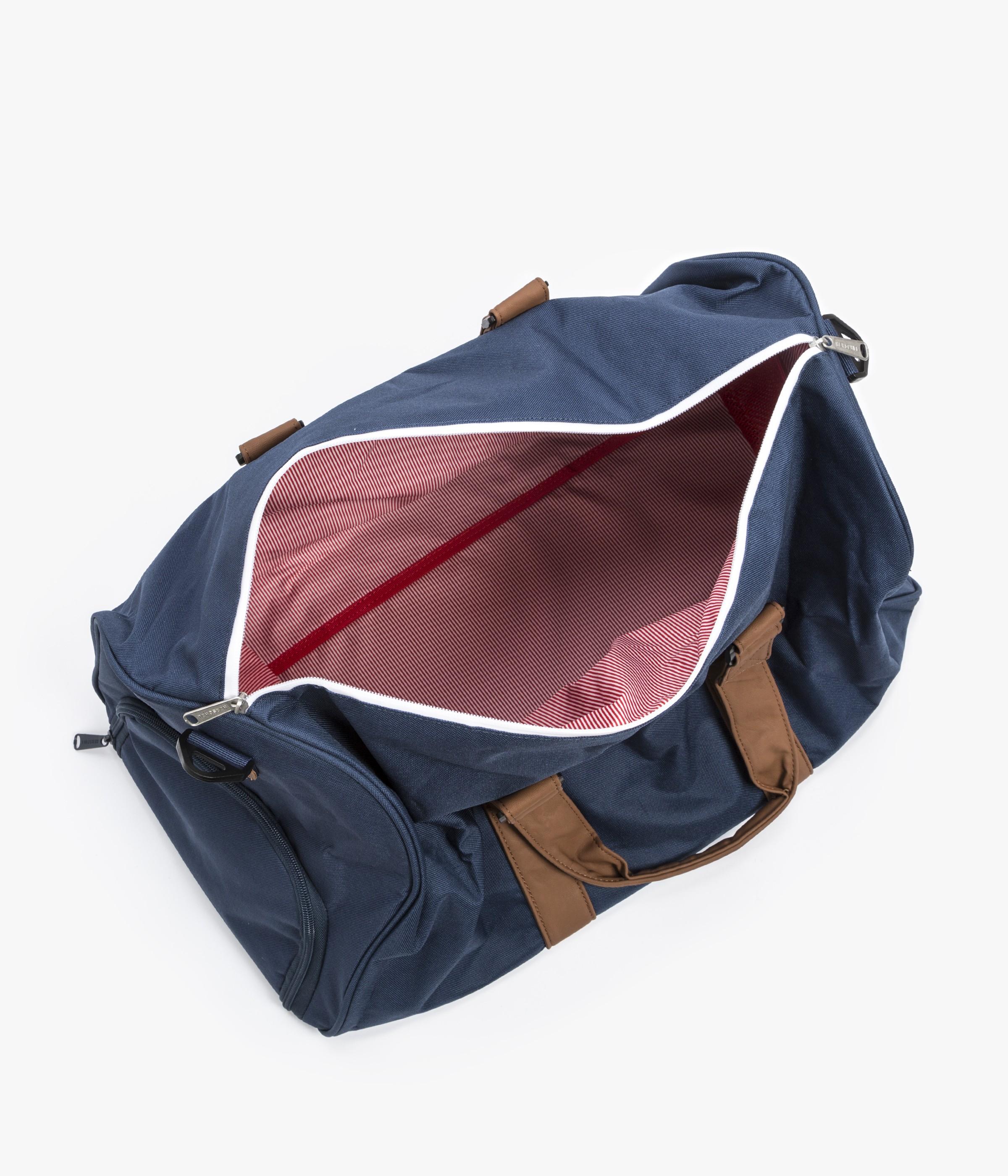Herschel Supply Co Novel Duffle Bag In Green For Men Lyst