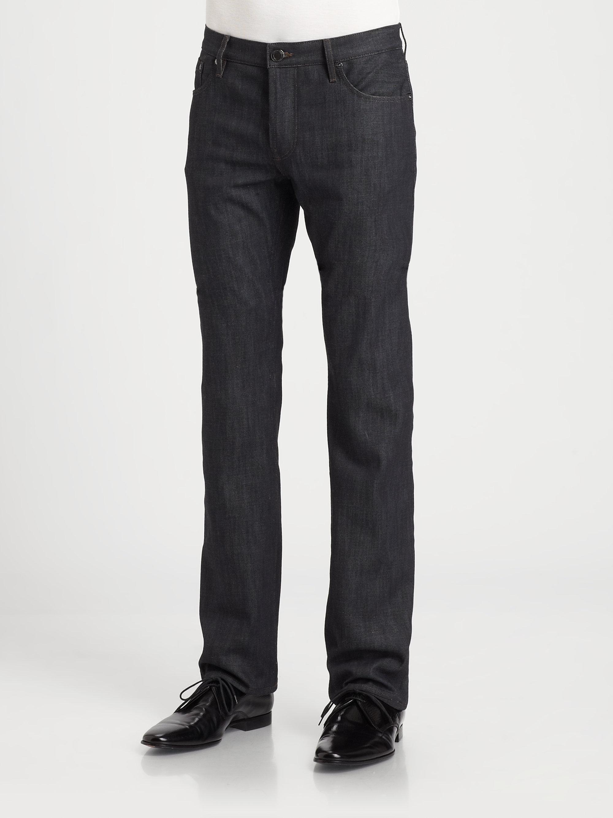 Burberry Steadman Slim-leg Jeans in Blue for Men | Lyst