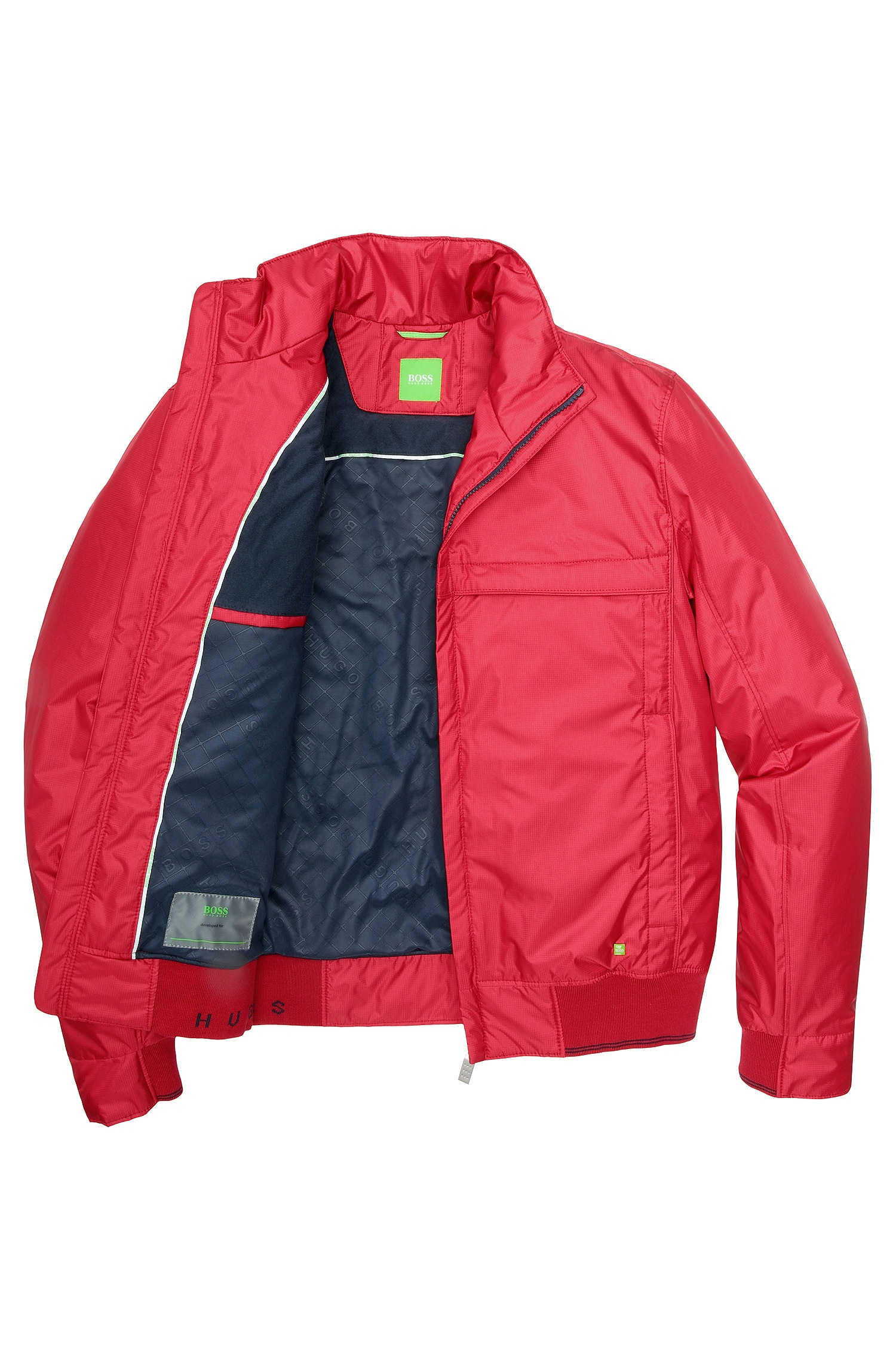 f3f5b2c89 BOSS Green Outdoor Jacket Jadon 10 Waterrepellent in Red for Men - Lyst
