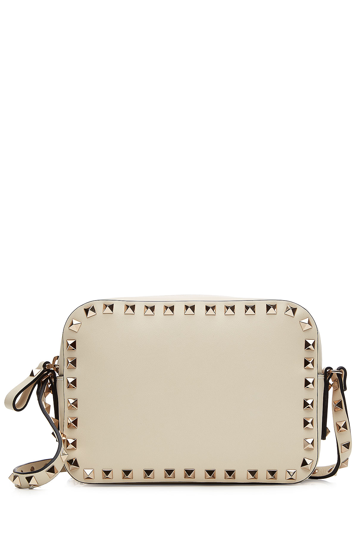 quilted Rockstud camera bag - White Valentino vddv5cAIE6