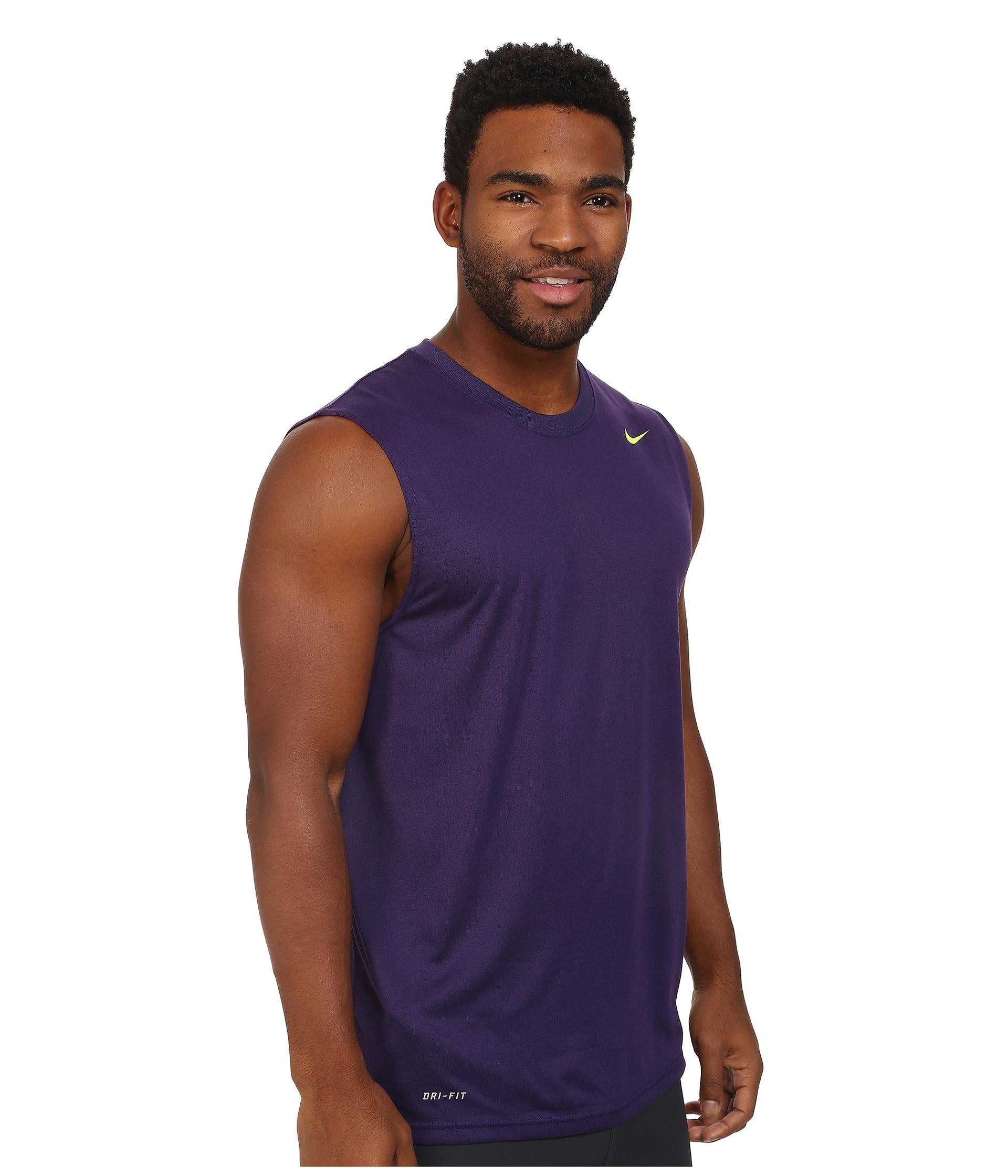 8bcda58e Nike Dri Fittm Legend Sleeveless Training Shirt - DREAMWORKS