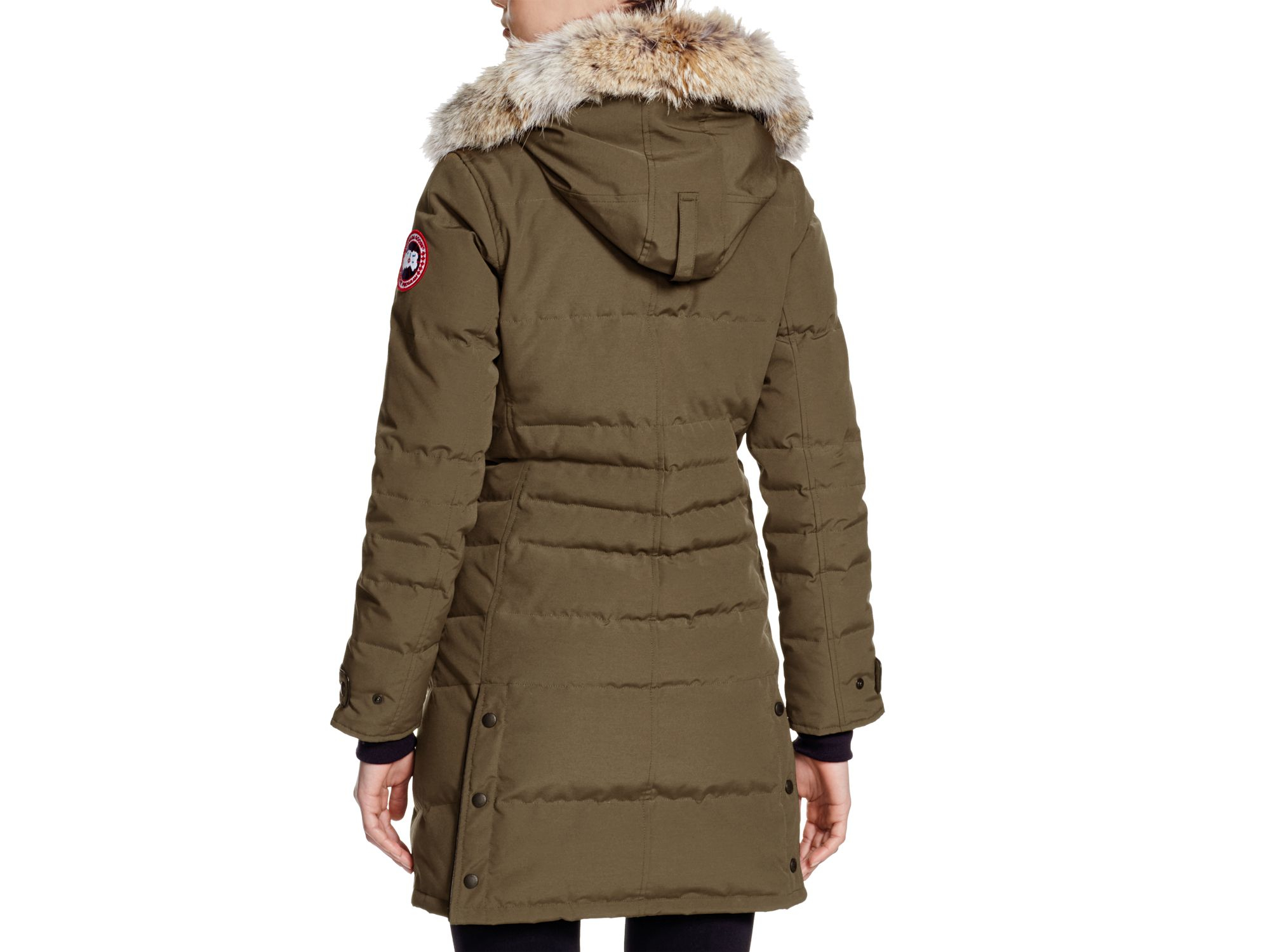 how does canada goose jackets fit