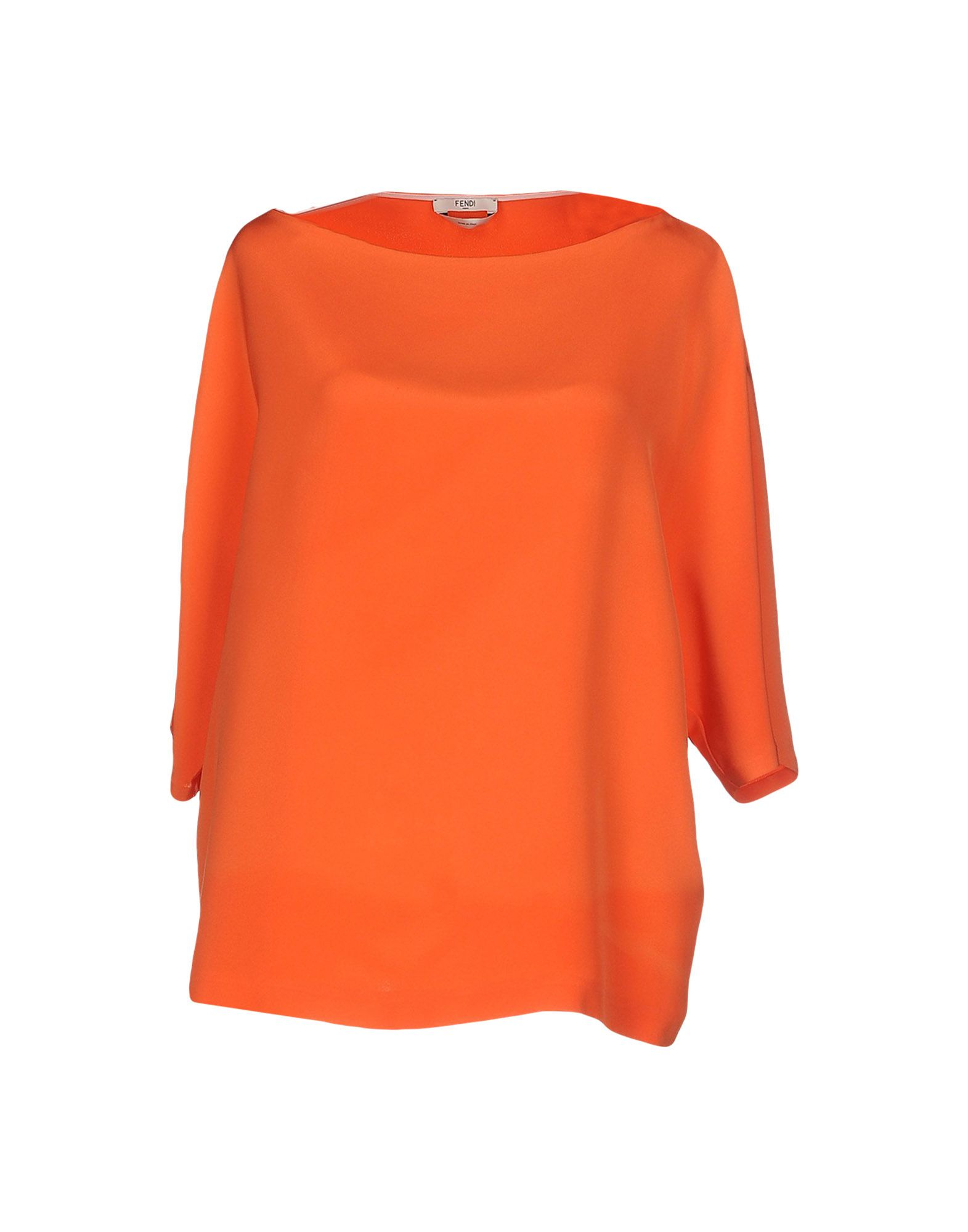 Free shipping BOTH ways on Shirts & Tops, Orange, Women, from our vast selection of styles. Fast delivery, and 24/7/ real-person service with a smile. Click or call