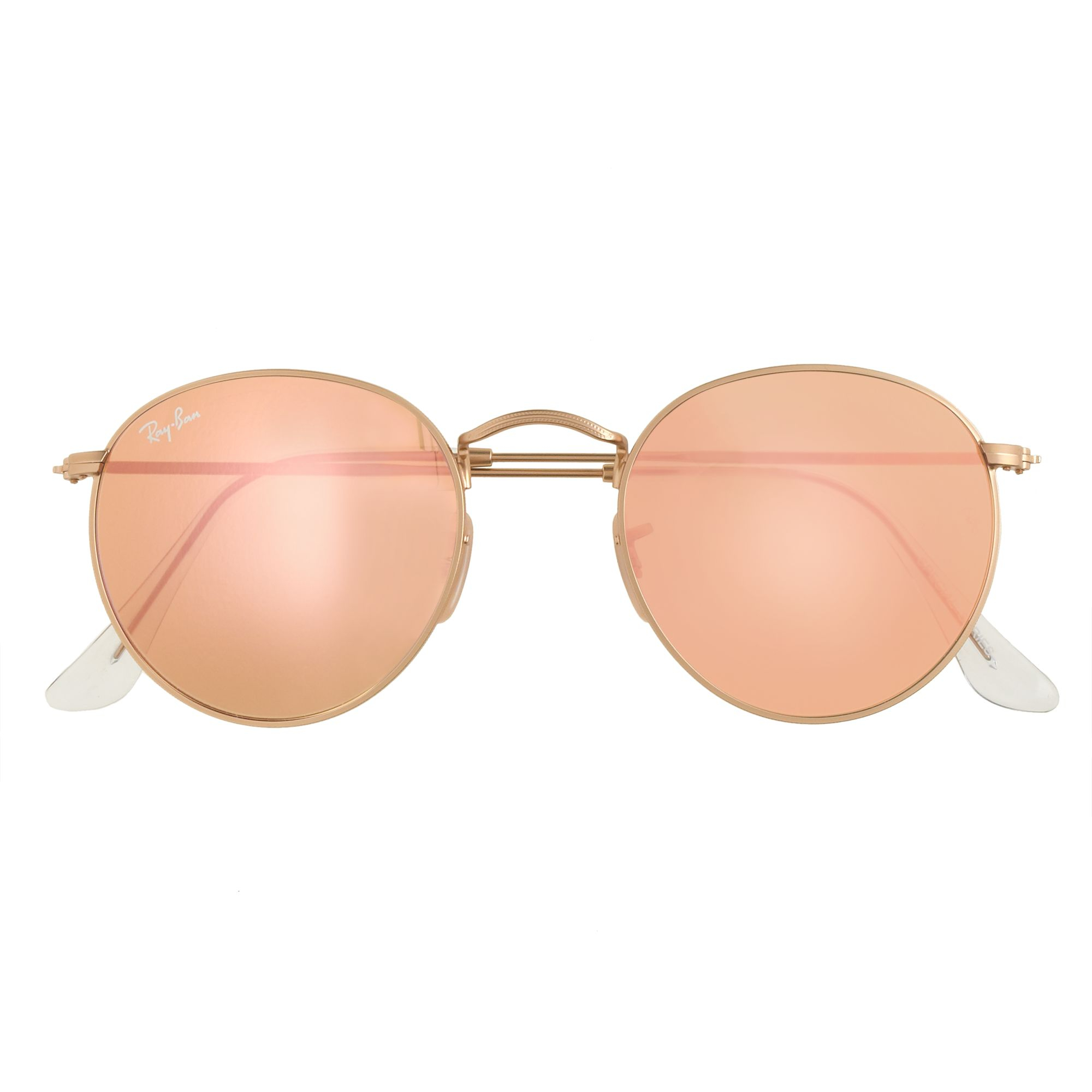 6b7bf965b50857 ray ban round rose gold   ALPHATIER
