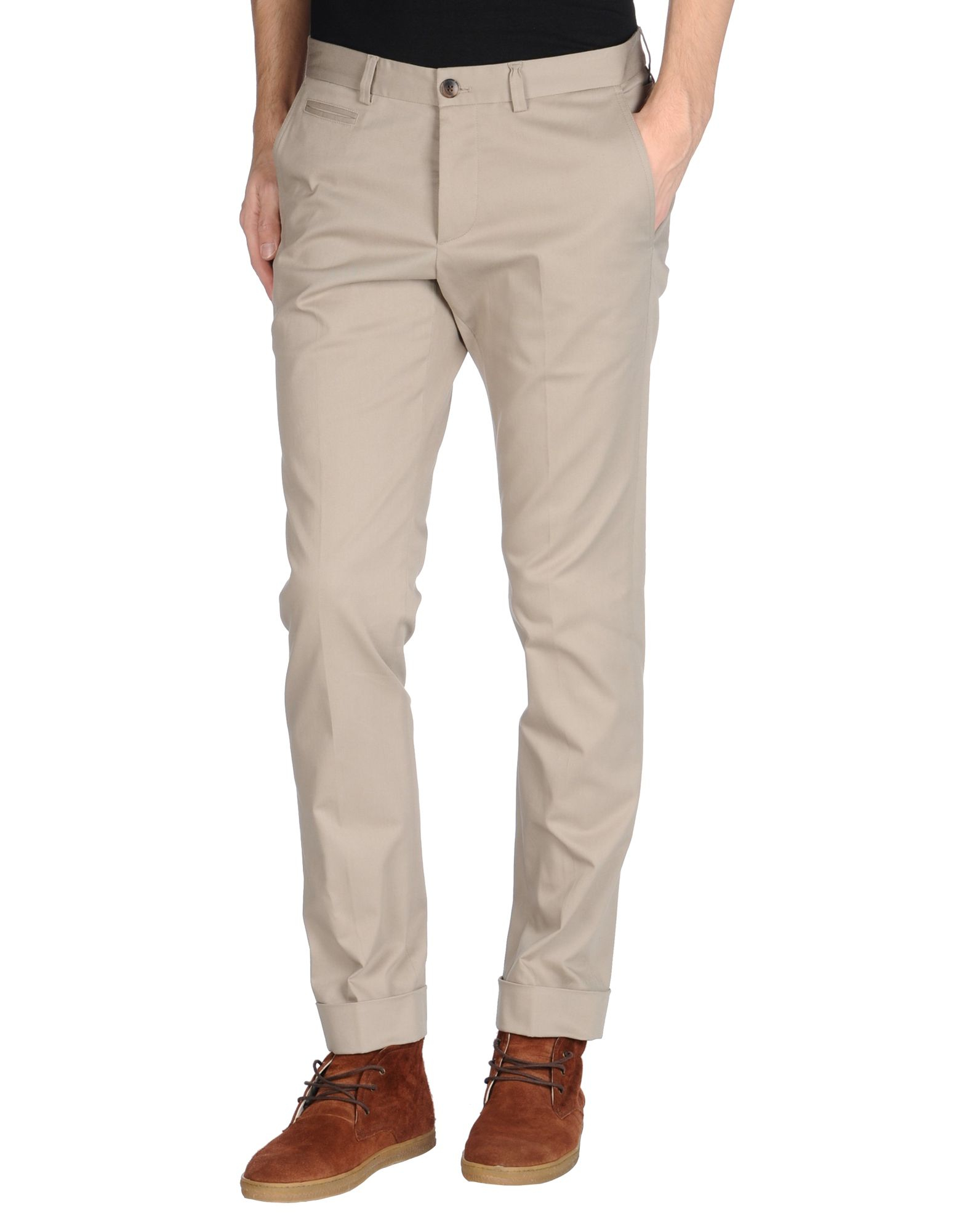 Gucci Casual Pants in Beige for Men | Lyst