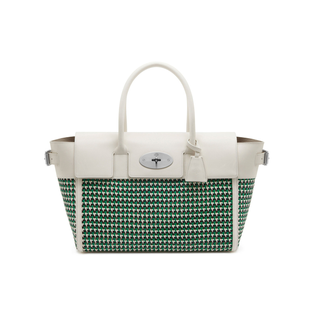 Mulberry Bayswater Buckle in Green - Lyst c83720b38ce10