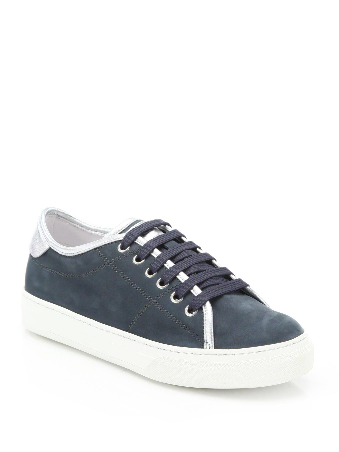 Tod's Sneakers Sportivo nubuck leather I5fVe