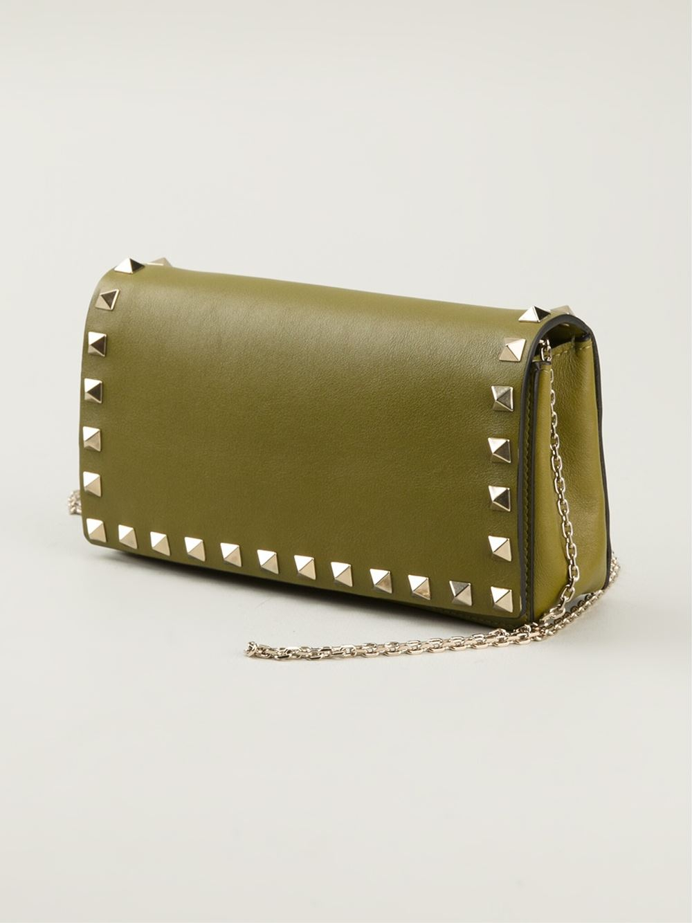mini Valentino Garavani crossbody bag - Green Valentino ujT5Jdw