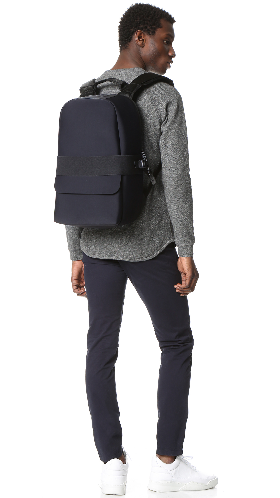 c89923f969d Lyst - Y-3 Qasa Backpack in Black for Men