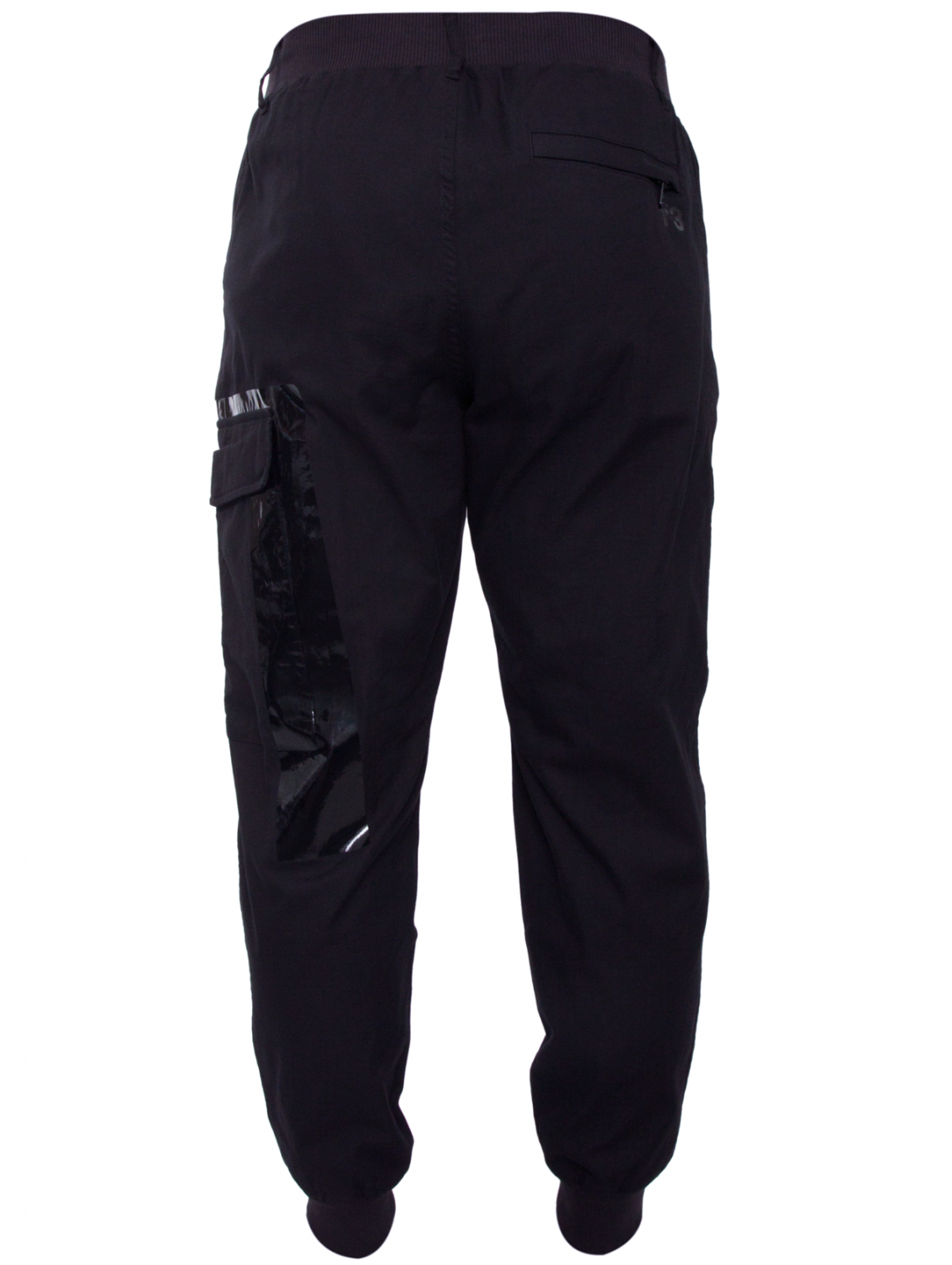 Y-3 Utility Patch Cargo Pants Navy in Blue for Men | Lyst