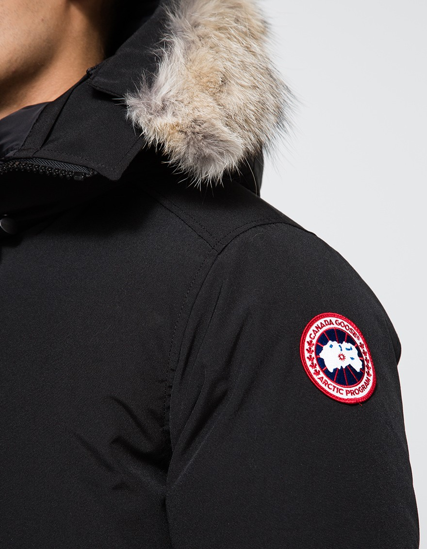 Canada Goose jackets replica price - Canada goose Chateau Parka In Black in Black for Men | Lyst