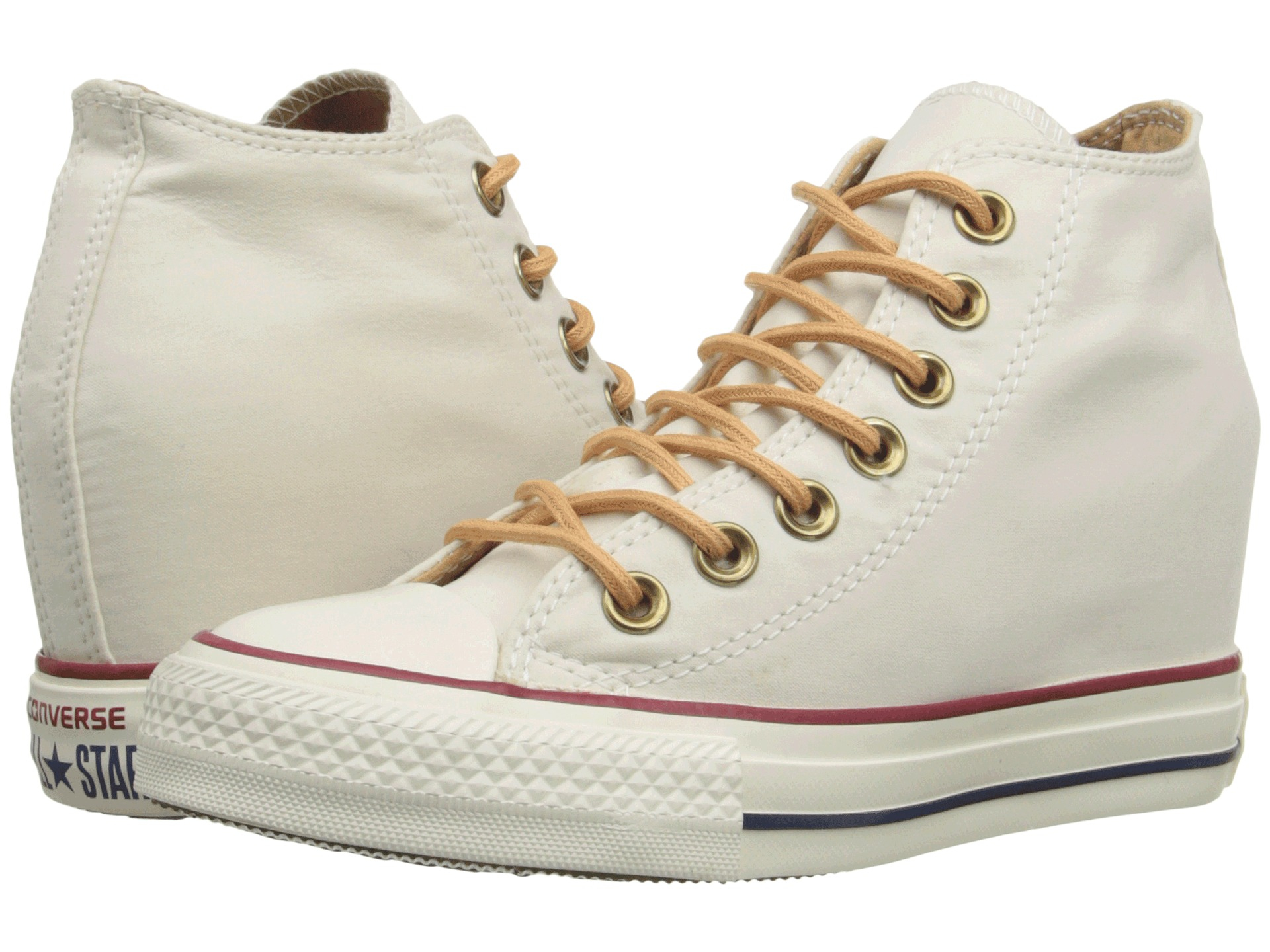 8c8541f499c4 Gallery. Previously sold at  Zappos · Women s Converse Chuck Taylor ...