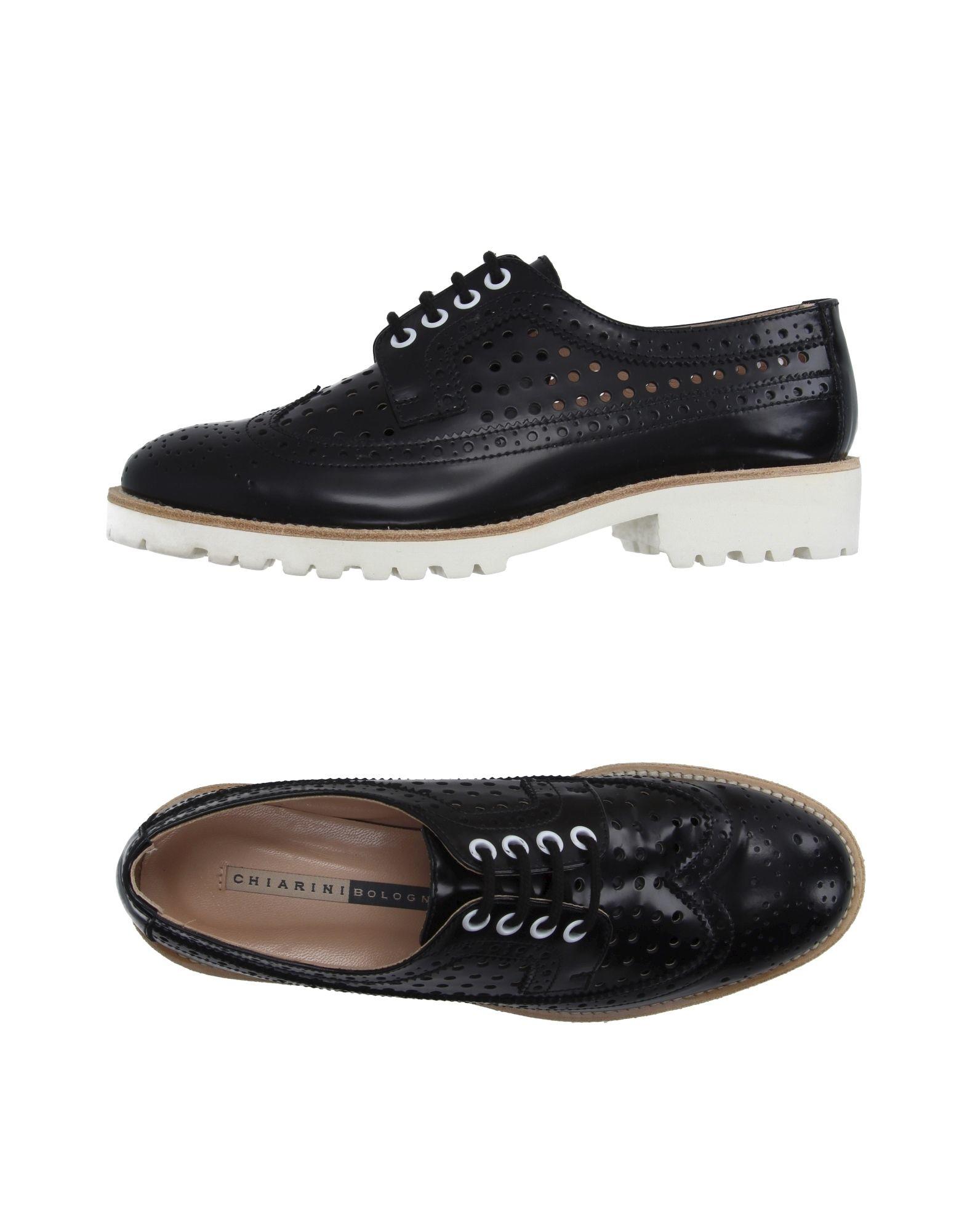 Chaussure Chiarini Bologne Lacets w5vJw6sI
