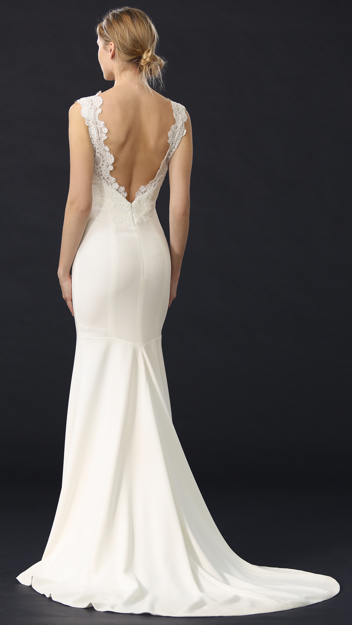 Lyst - Theia Nadia Gown in White