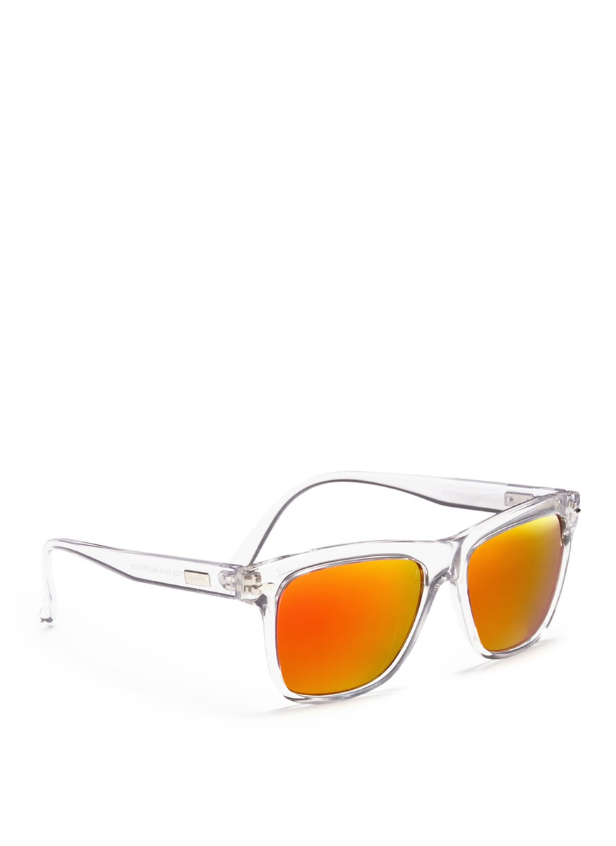9bad66d5cdc Gallery. Previously sold at  Lane Crawford · Women s Acetate Sunglasses  Women s Mirrored ...