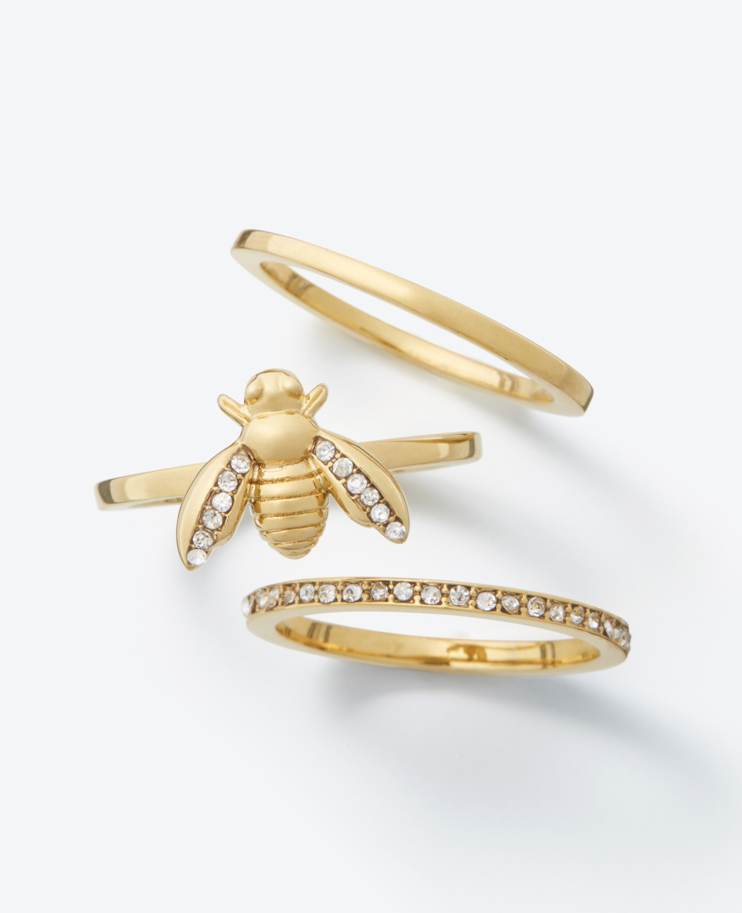 Bumble Bee Rings Jewelry