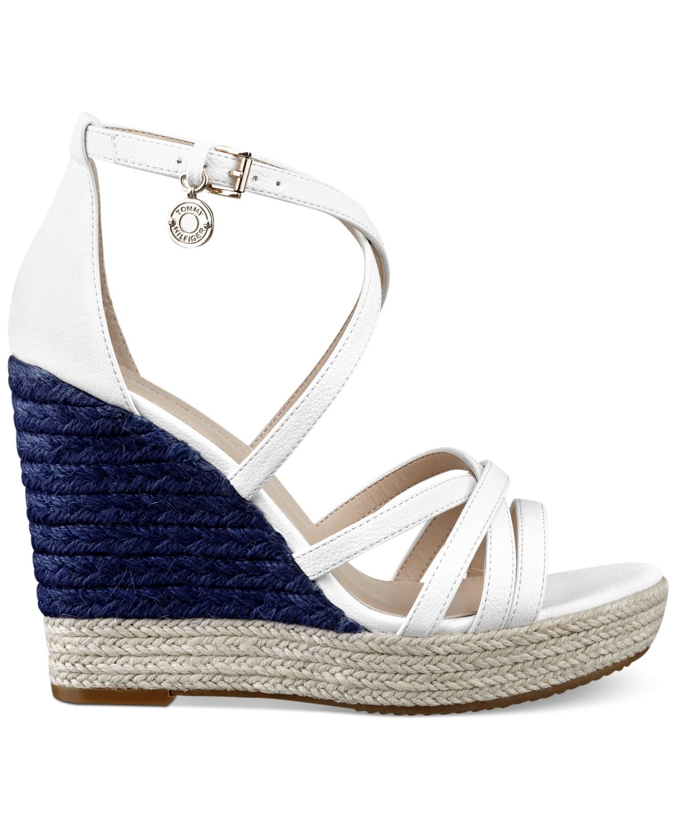 117f188a5268 Gallery. Previously sold at  Macy s · Women s White Platform Wedges ...