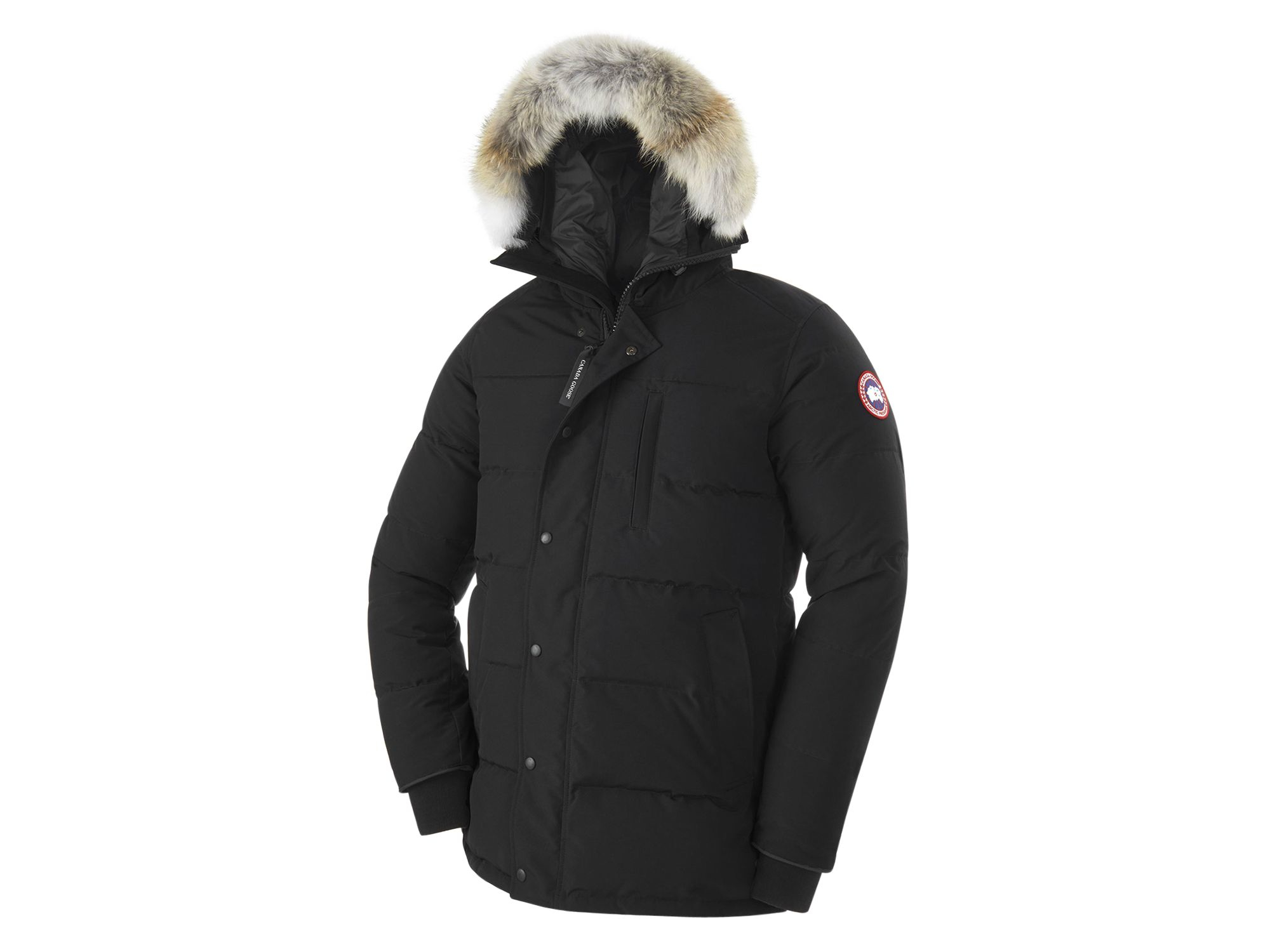 Canada Goose toronto online official - Canada goose Carson Down Parka in Black for Men | Lyst