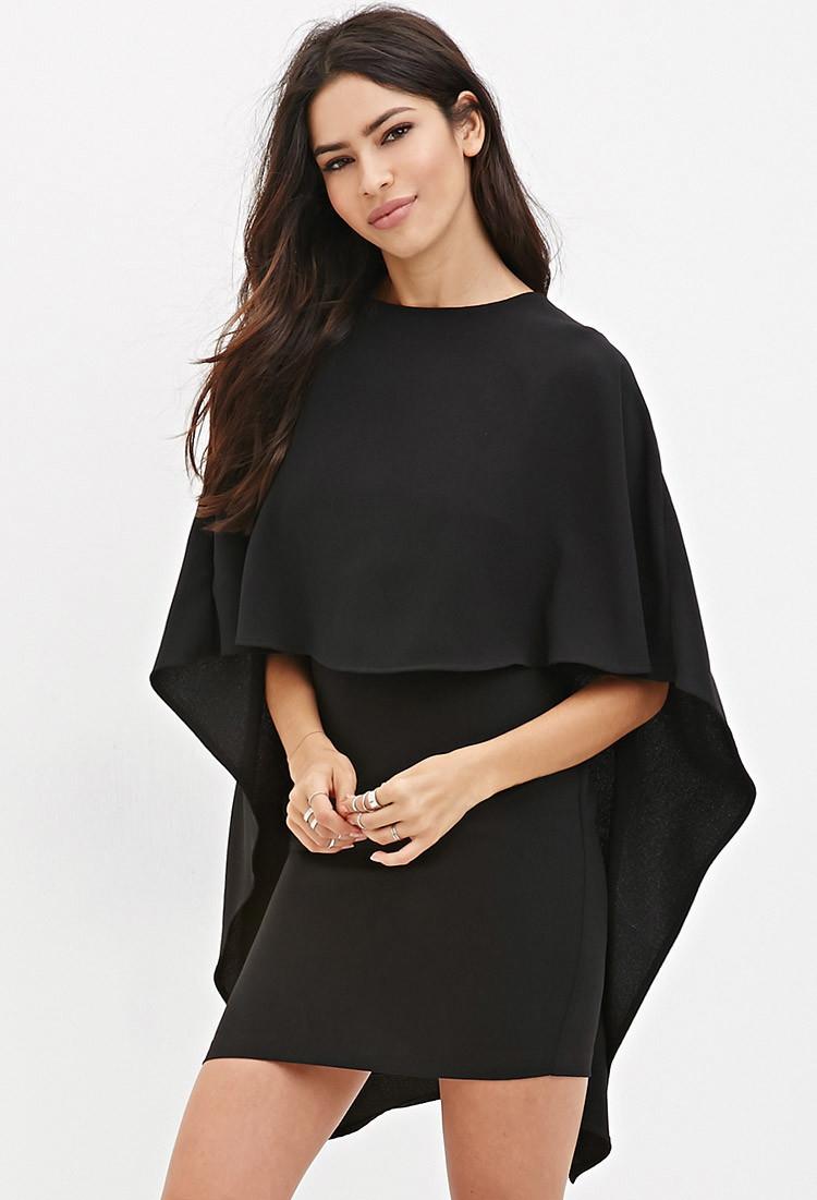 Black dresses forever 21