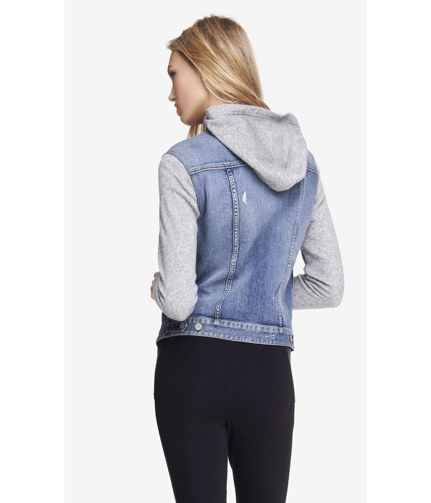 Jean Jacket Express | Jeans To