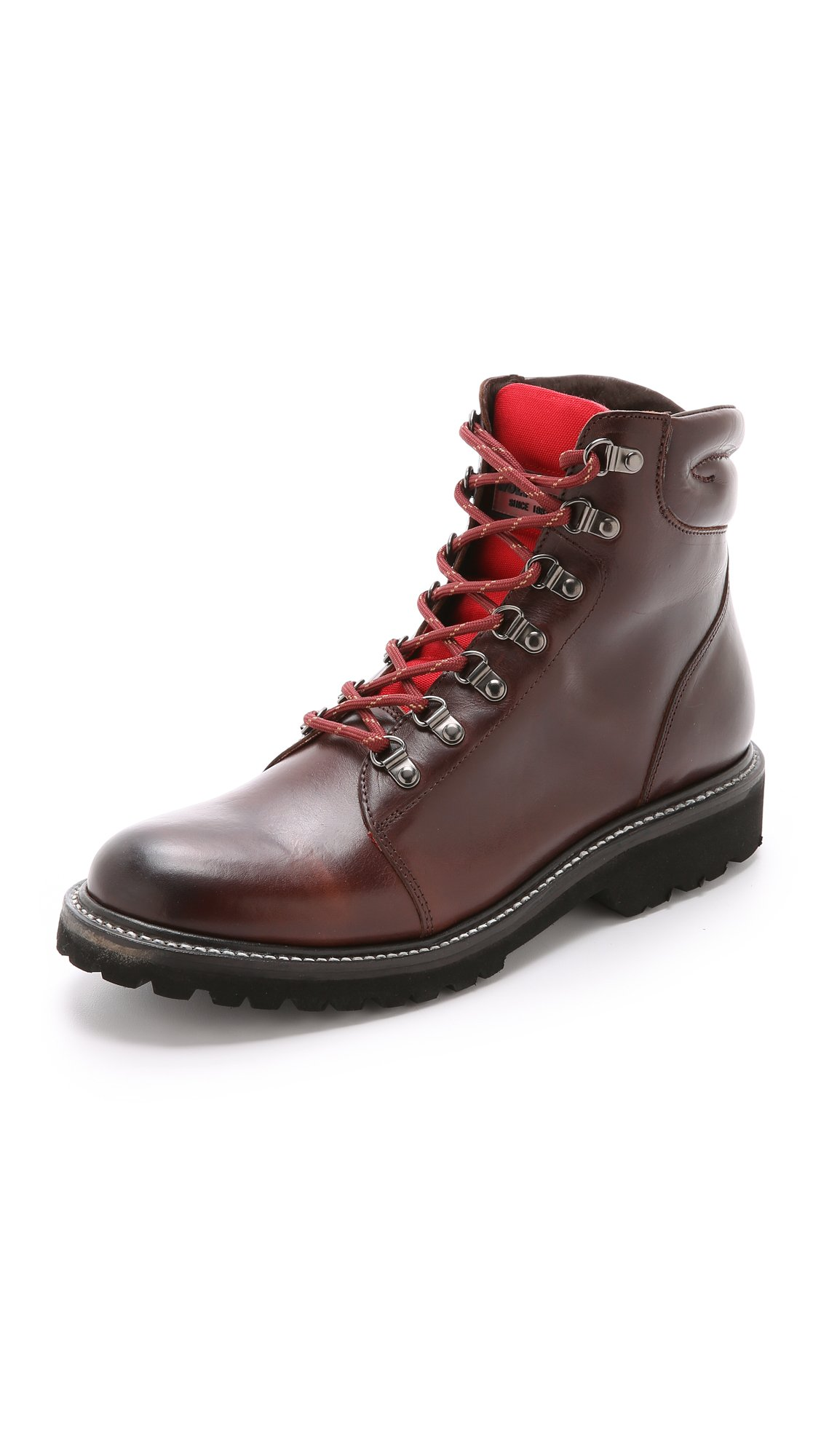 Wolverine Copeland Boots In Purple For Men Lyst